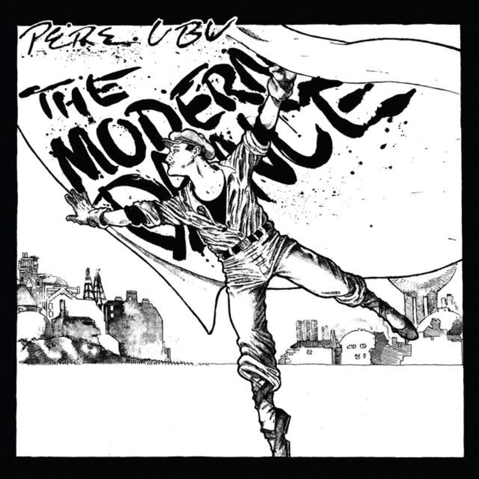 Vinyl Pere Ubu - Modern Dance Final Sale