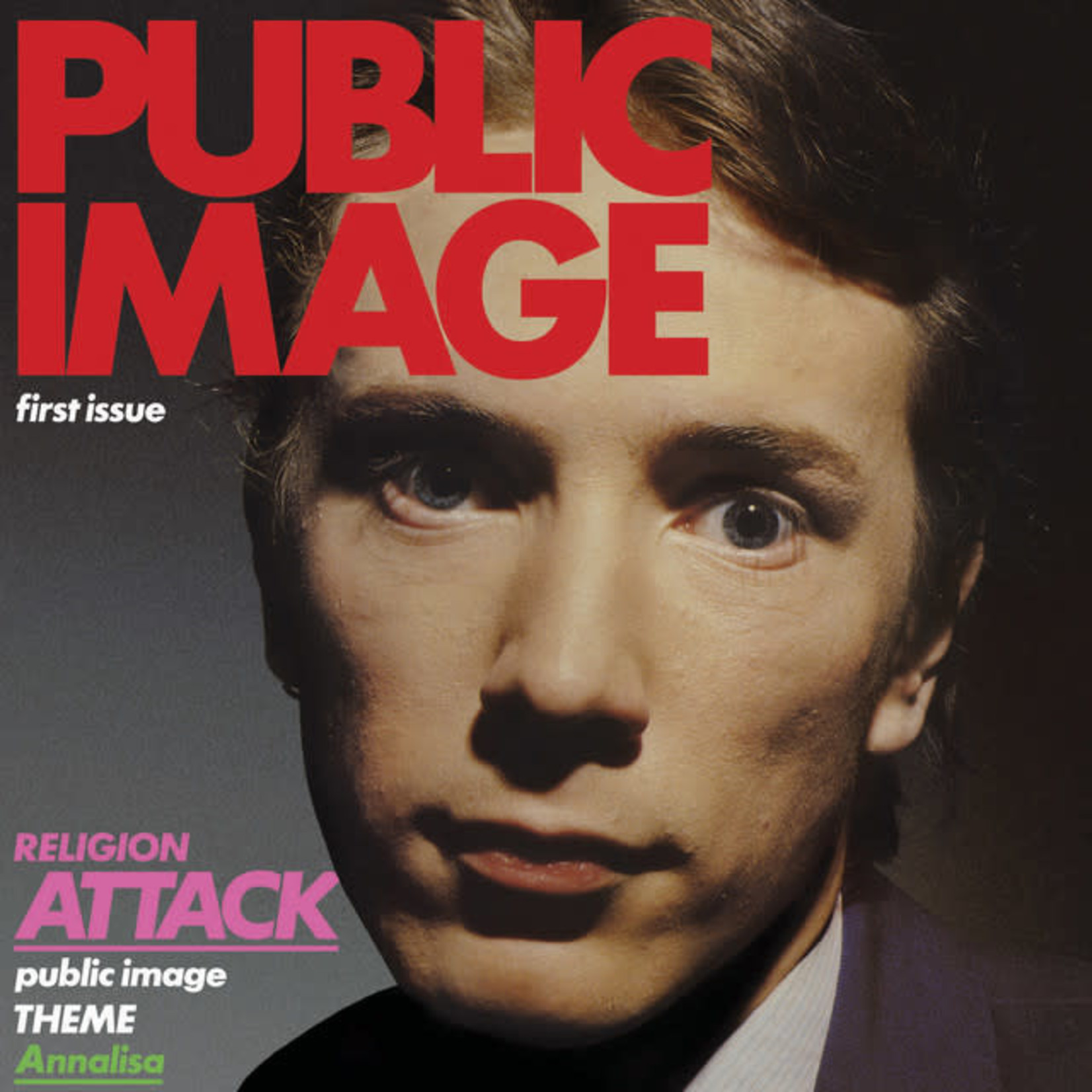 Vinyl Public Image - First Issue