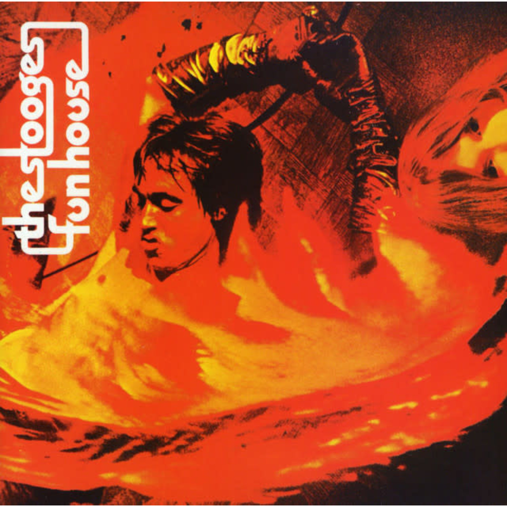 Vinyl The Stooges - Funhouse  (Import)