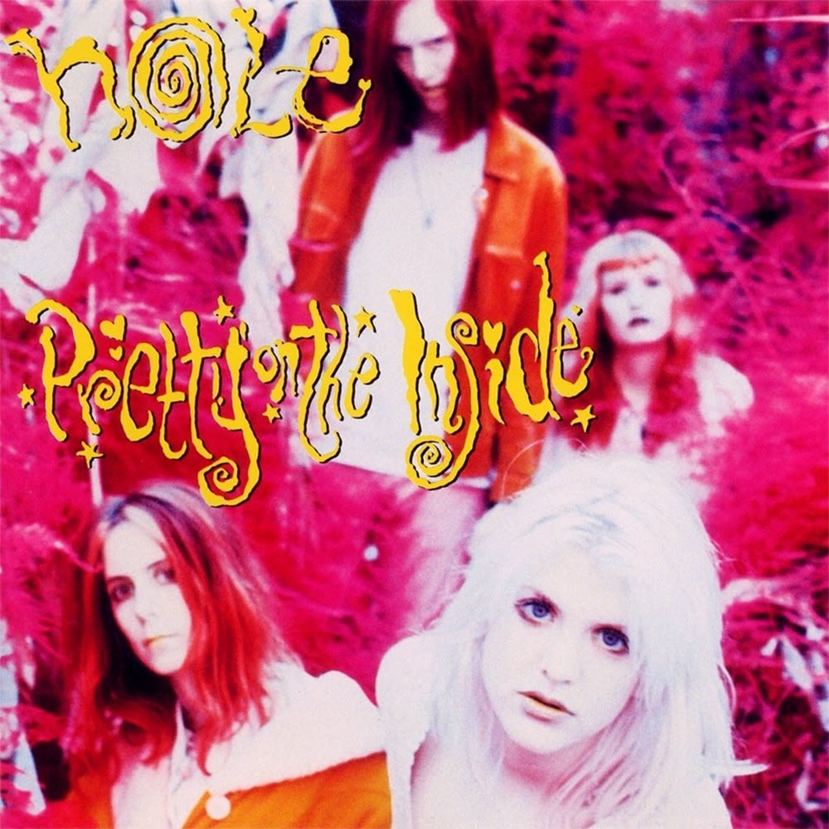Vinyl Hole - Pretty On The Inside. (Import)