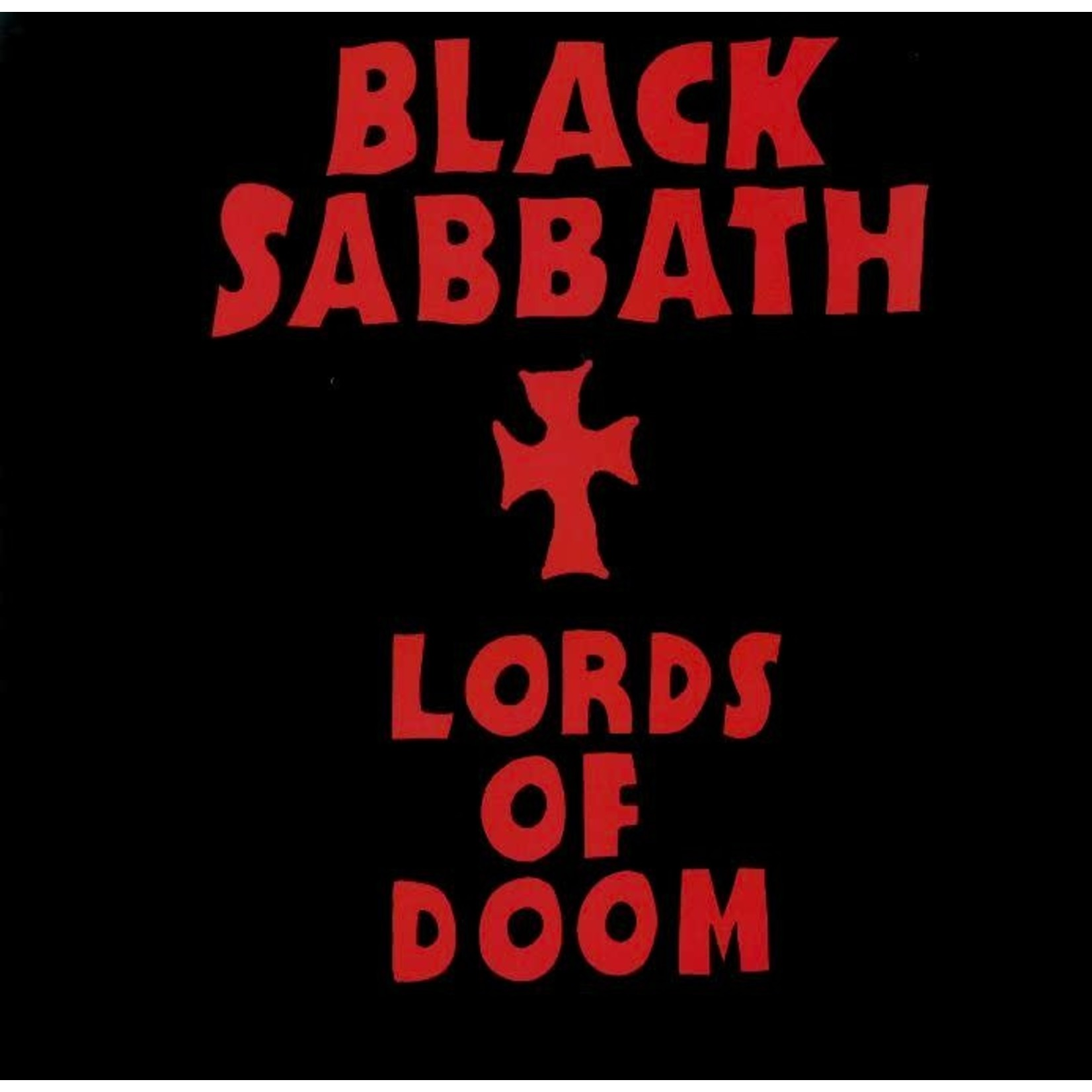 Vinyl Black Sabbath - Lords Of Doom