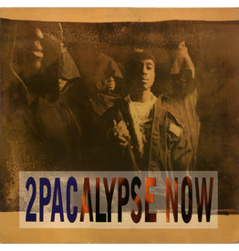 Vinyl 2Pac - 2pacalypse Now (2LP)