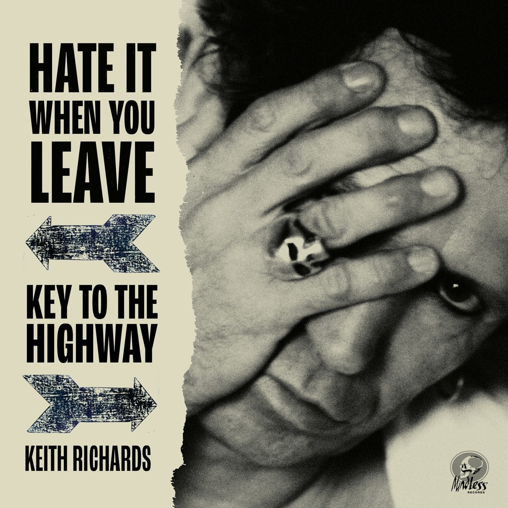 Vinyl Keith Richards - Hate It When You Leave  RSD 2020.