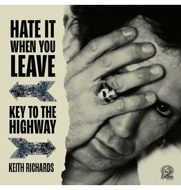 Vinyl Keith Richards - Hate It When You Leave  RSD 2020