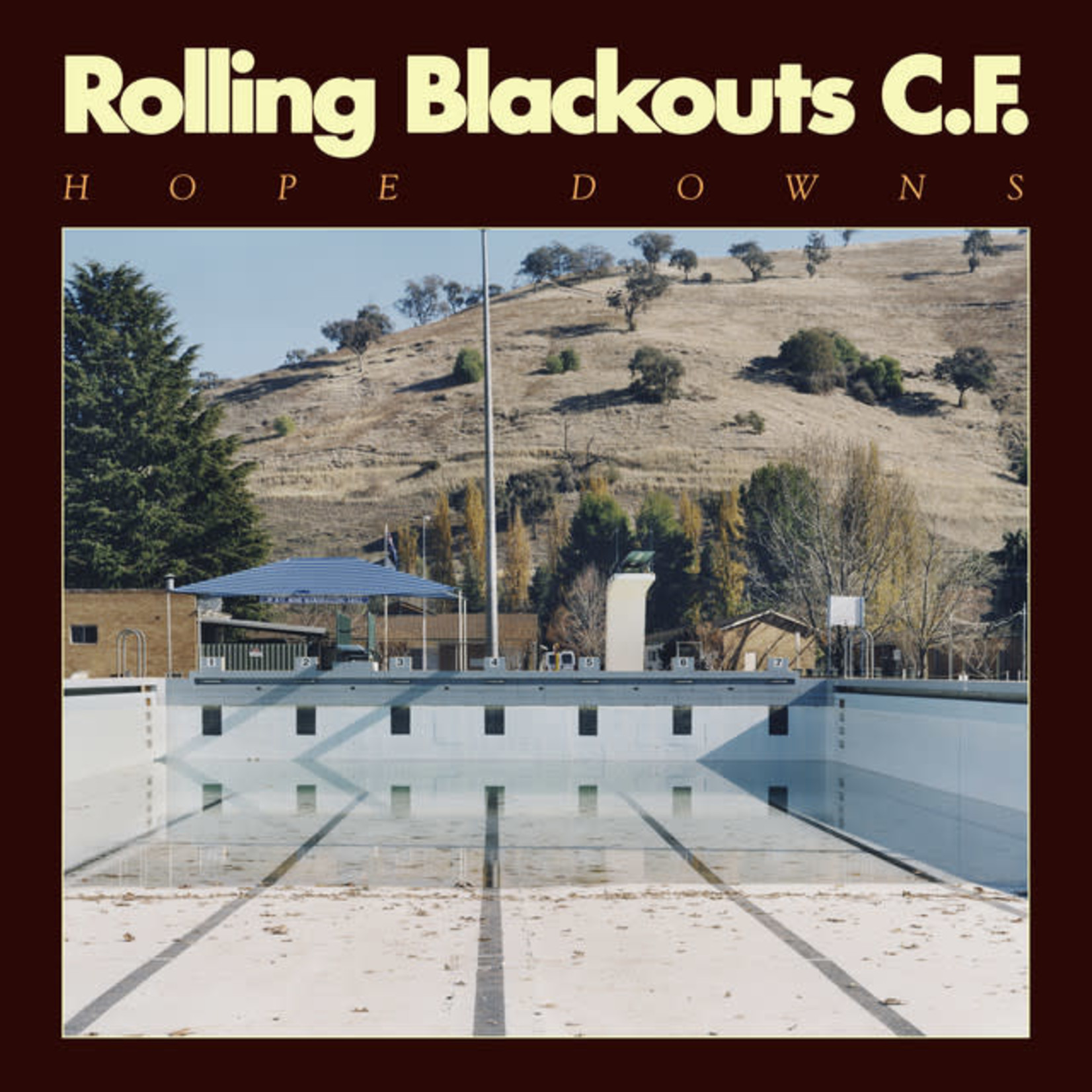 Vinyl Rolling  Blackouts Coastal Fever - Hope Downs