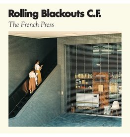 Vinyl Rolling  Blackouts Coastal Fever - The French Press