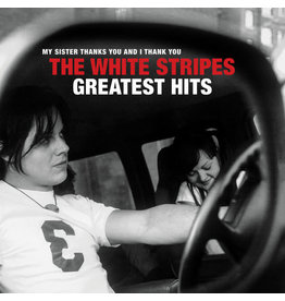 The White Stripes - Greatest Hits.   Pre-Order