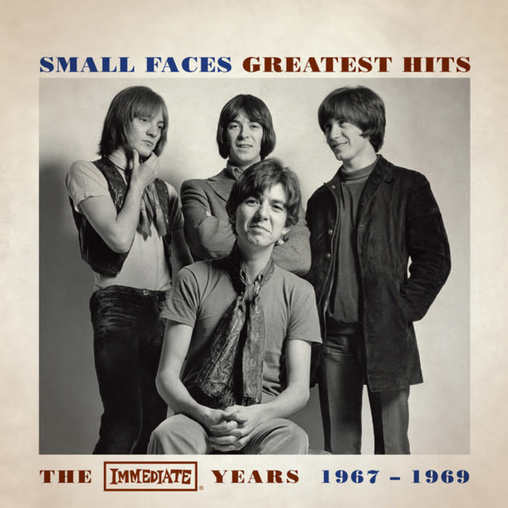 Vinyl Small Faces - Greatest Hits