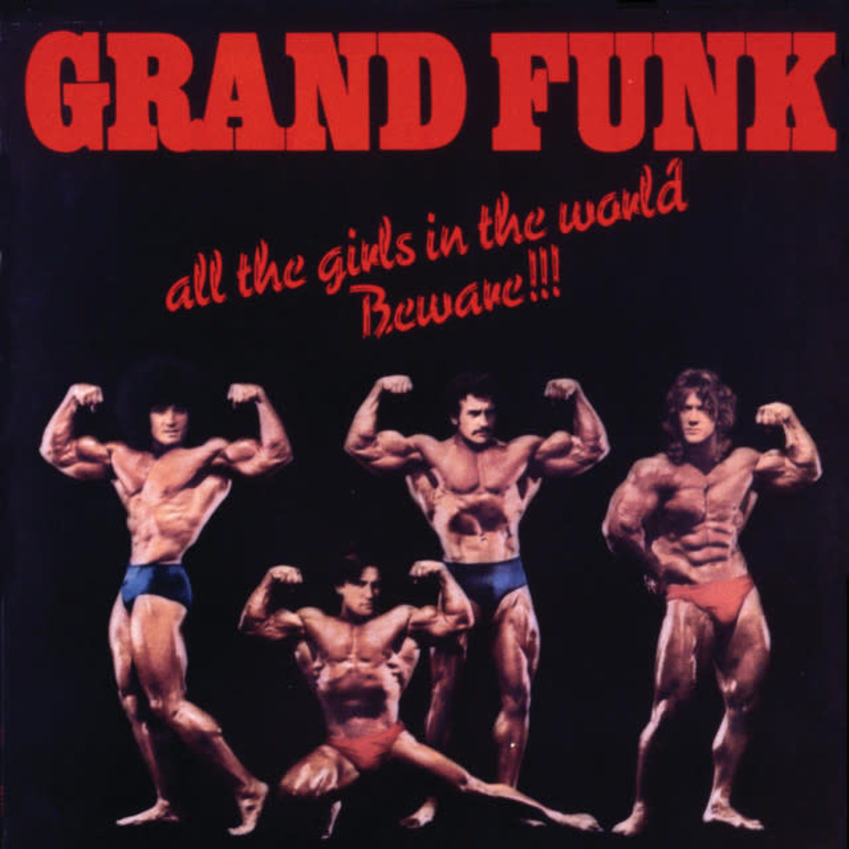 Compact Disc Grand Funk - All The Girls In The World Beware (SACD)