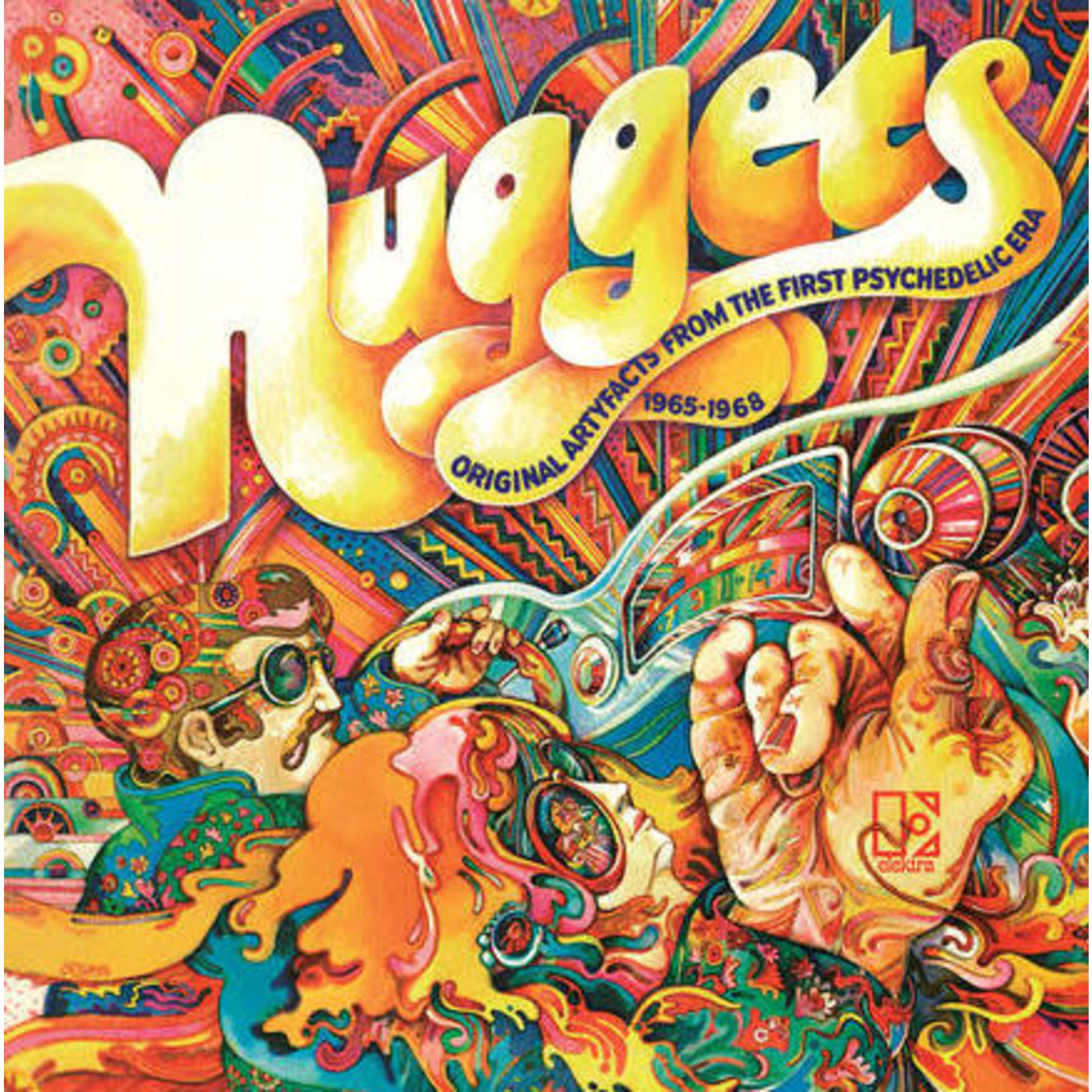 Vinyl Nuggets - Original Artyfacts From The Psychedelic Era  (2021 Remaster)