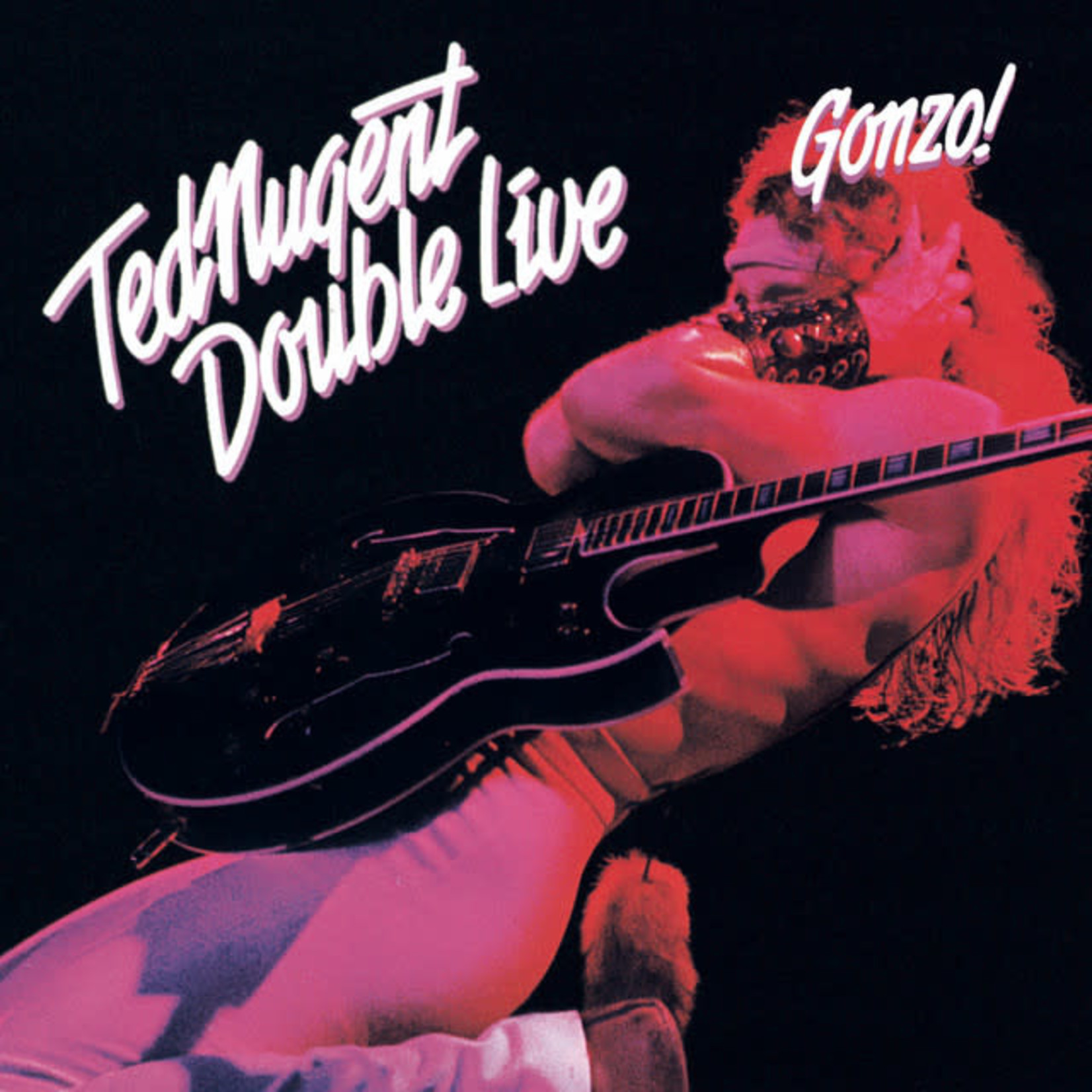 Vinyl Ted Nugent - Double Live/ Gonzo (Europe Import)