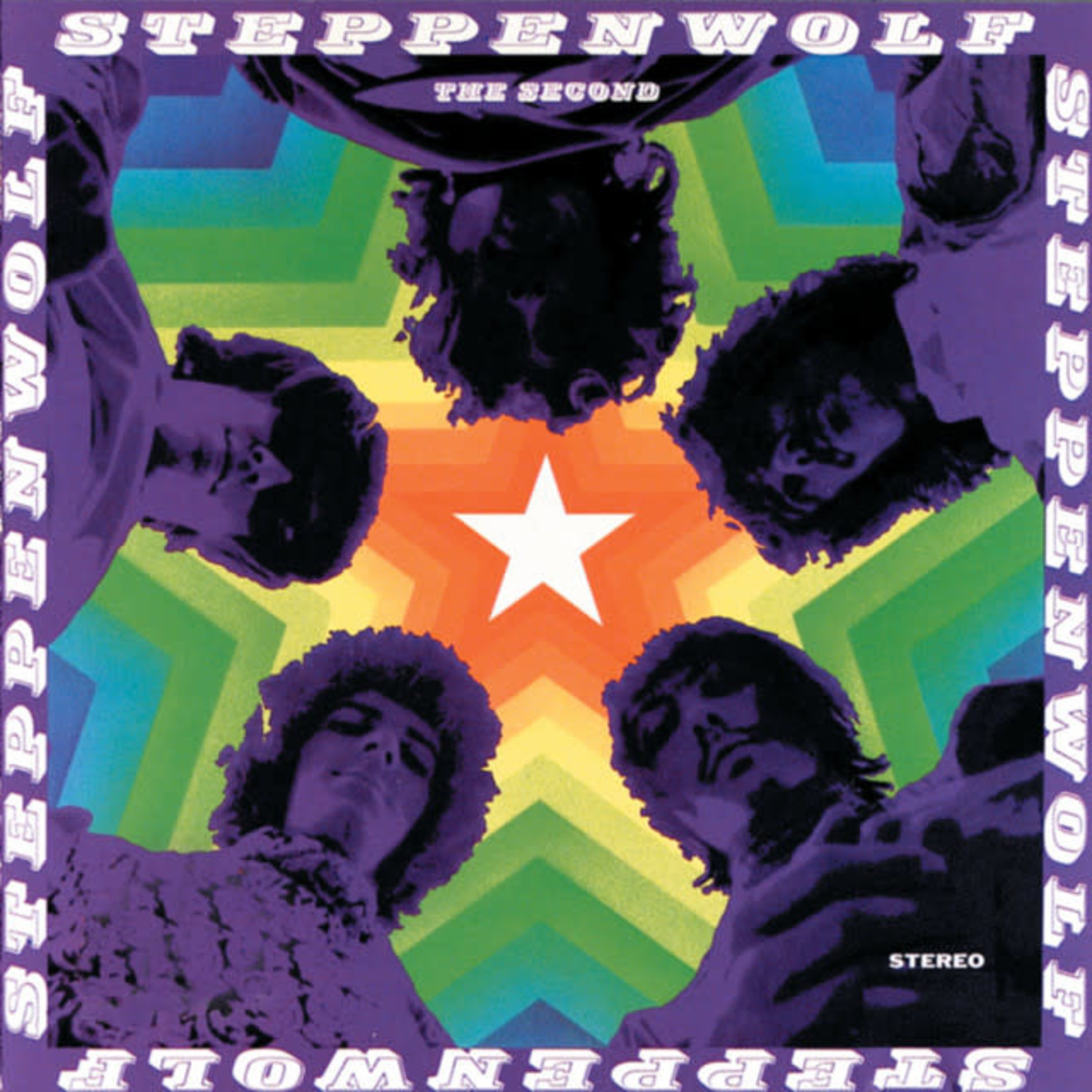 Vinyl Steppenwolf - The Second  (Used)
