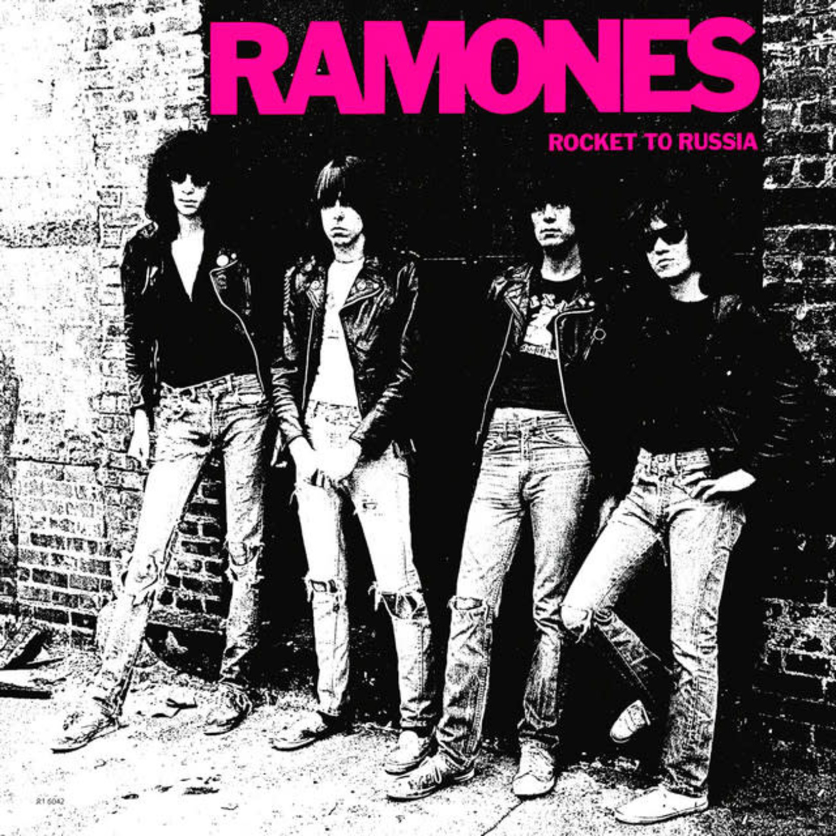 Vinyl Ramones - Rocket To Russia (Used)