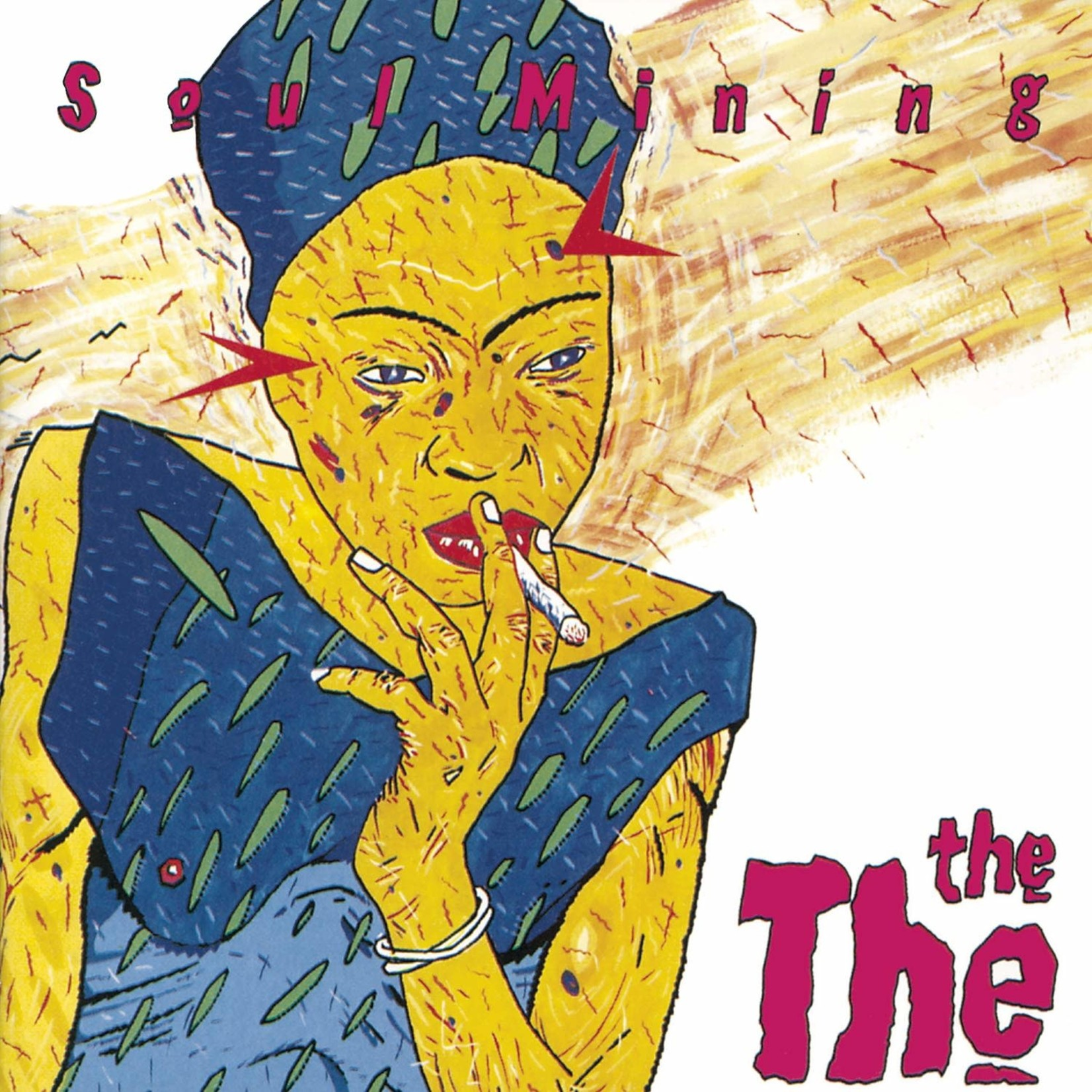 Vinyl The The - Soul Mining (Used)