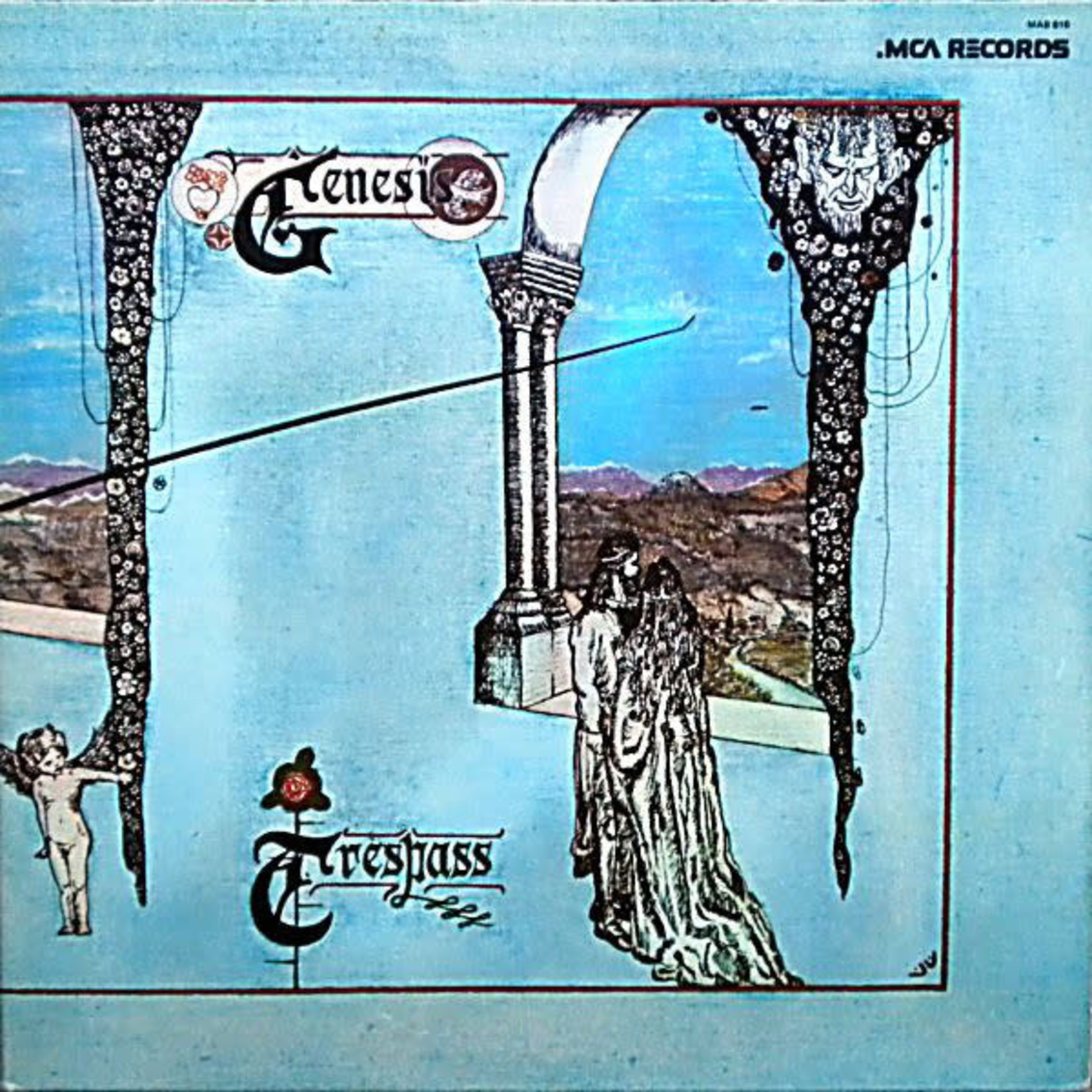 Vinyl Genesis - Trepass (Used)