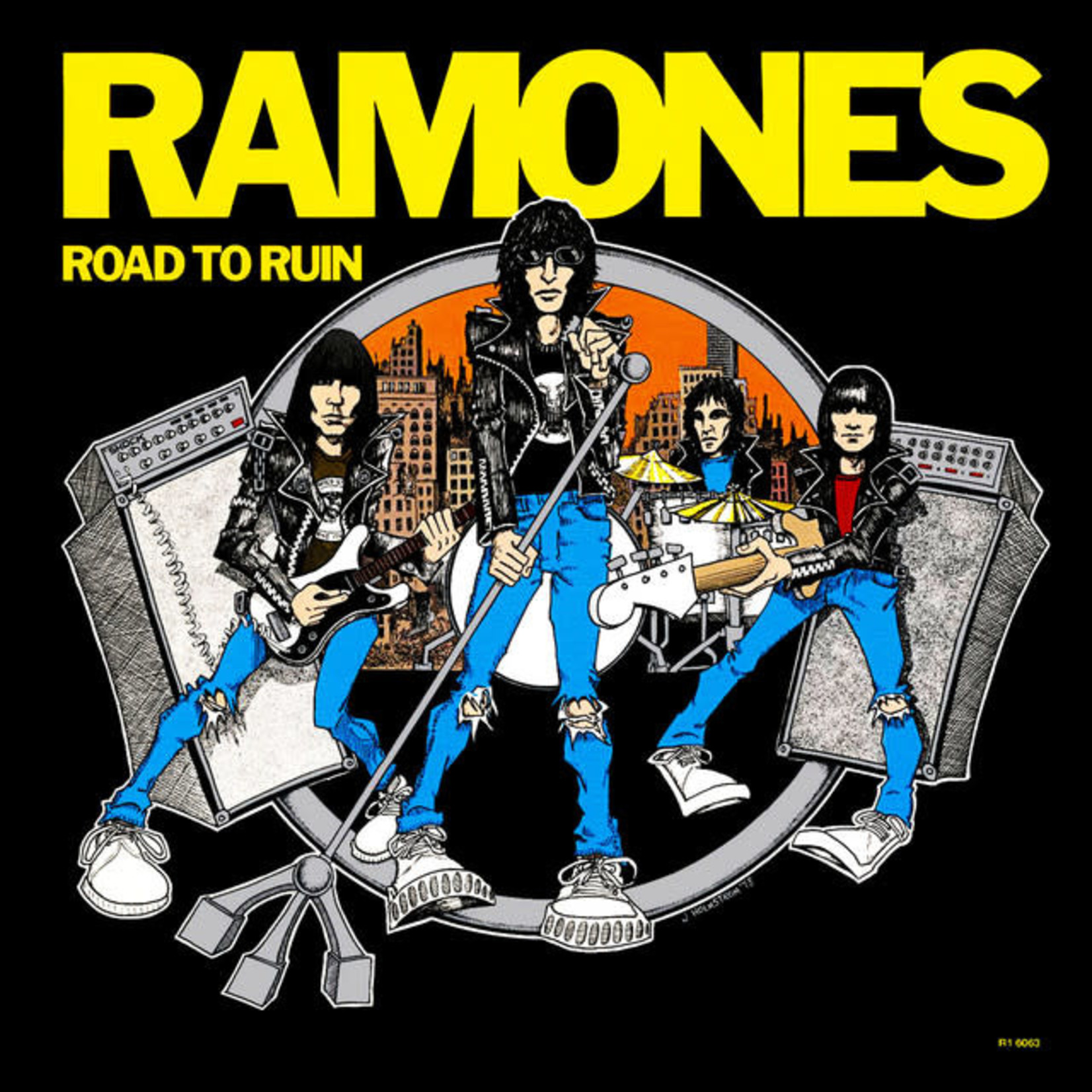 Vinyl Ramones - Road To Ruin (Used)