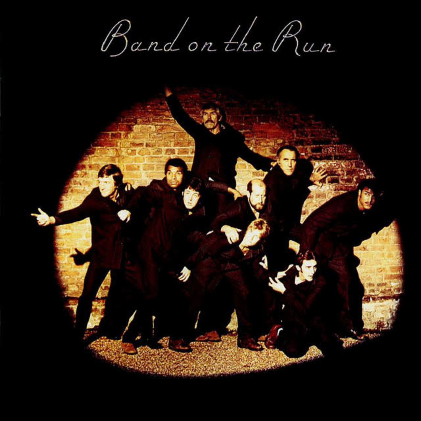 Vinyl Paul McCartney - Band On The Run  - Sealed