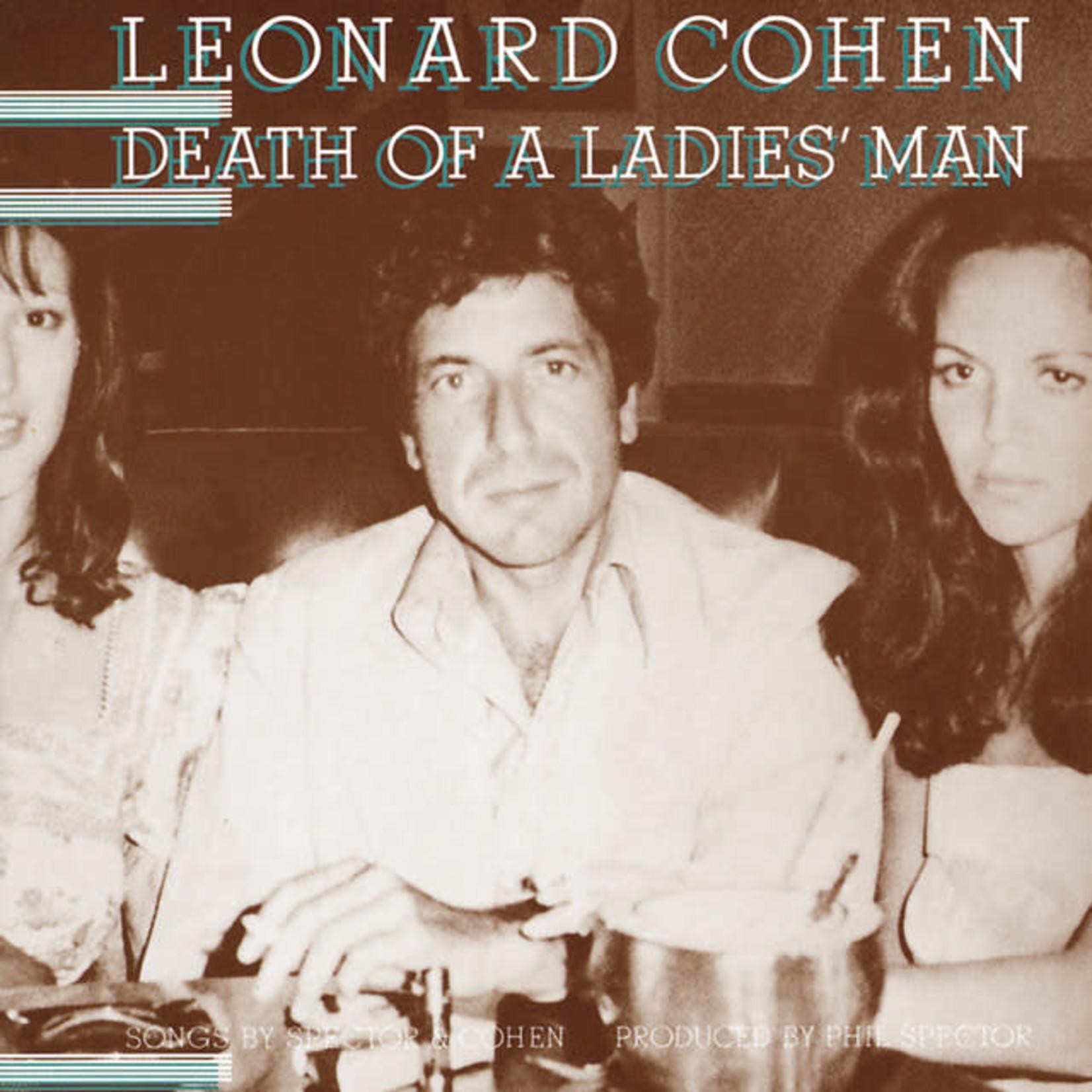 Vinyl Leonard Cohen - Death Of A Ladies Man