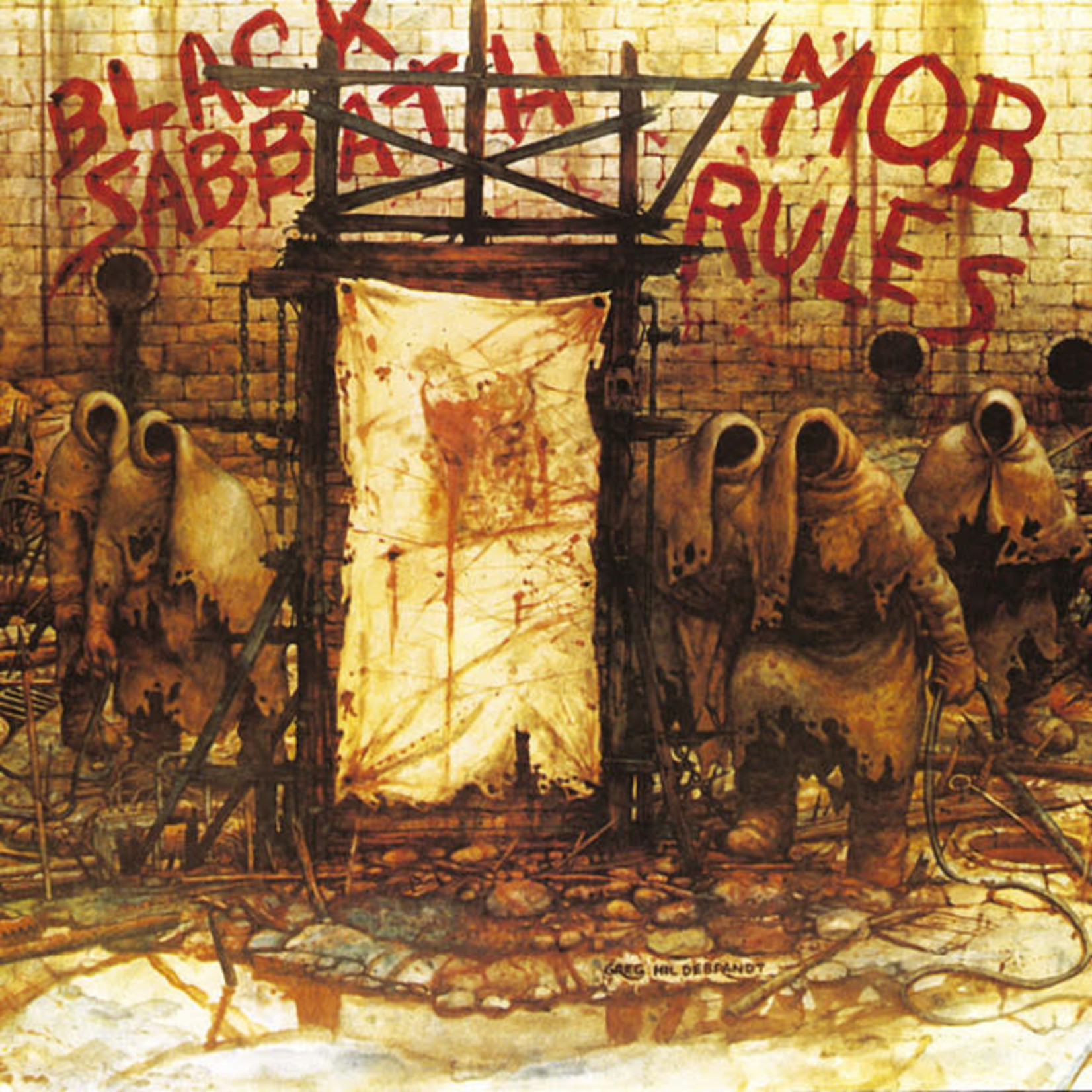 Vinyl Black Sabbath - Mob Rules (Deluxe Edition) - Pre-Order