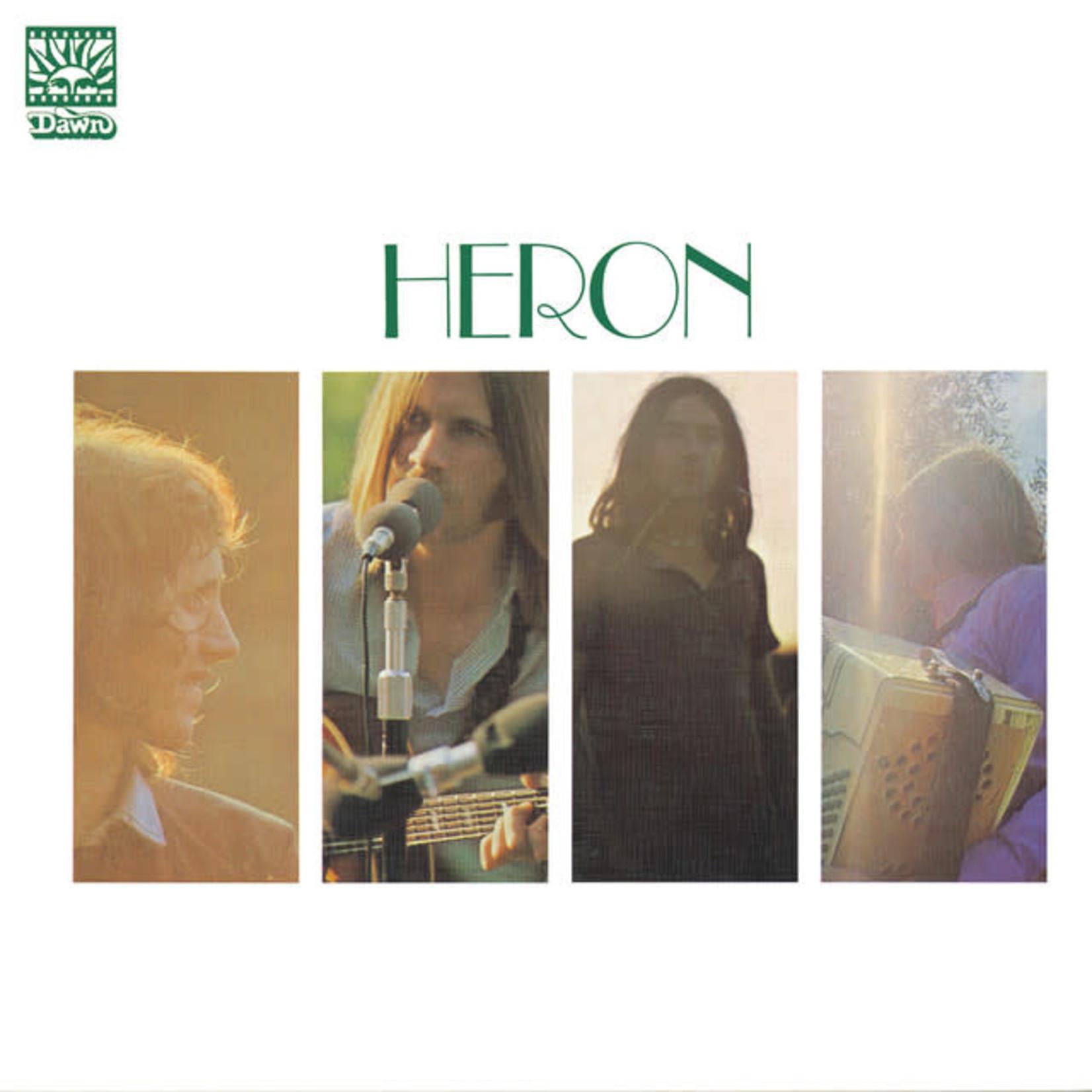 Vinyl Heron - S/T