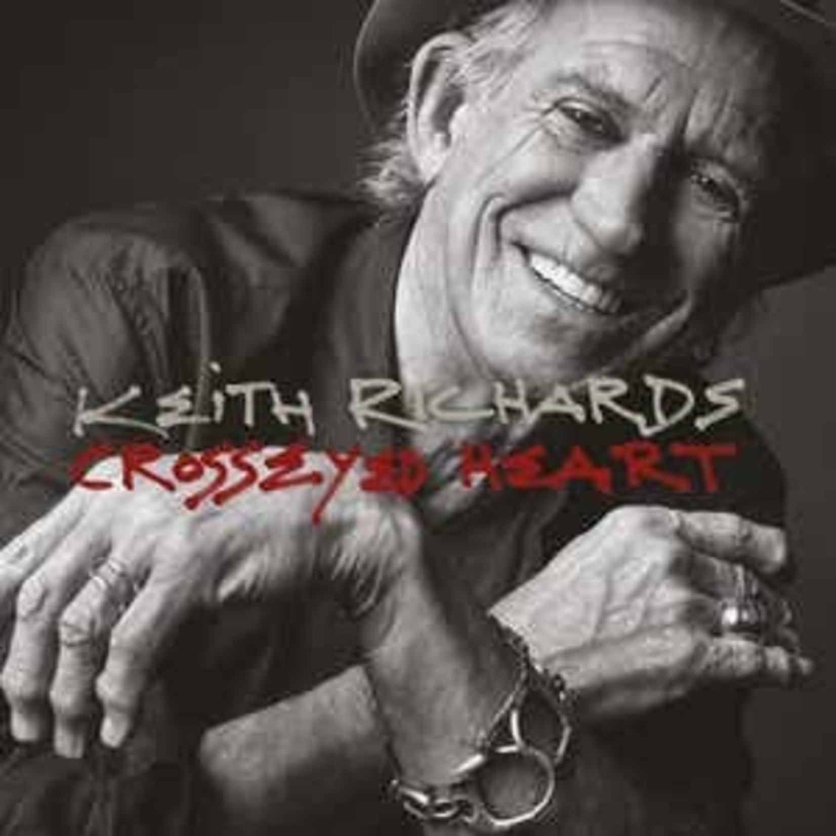 Vinyl Keith Richards - Crosseyed Heart (Used)