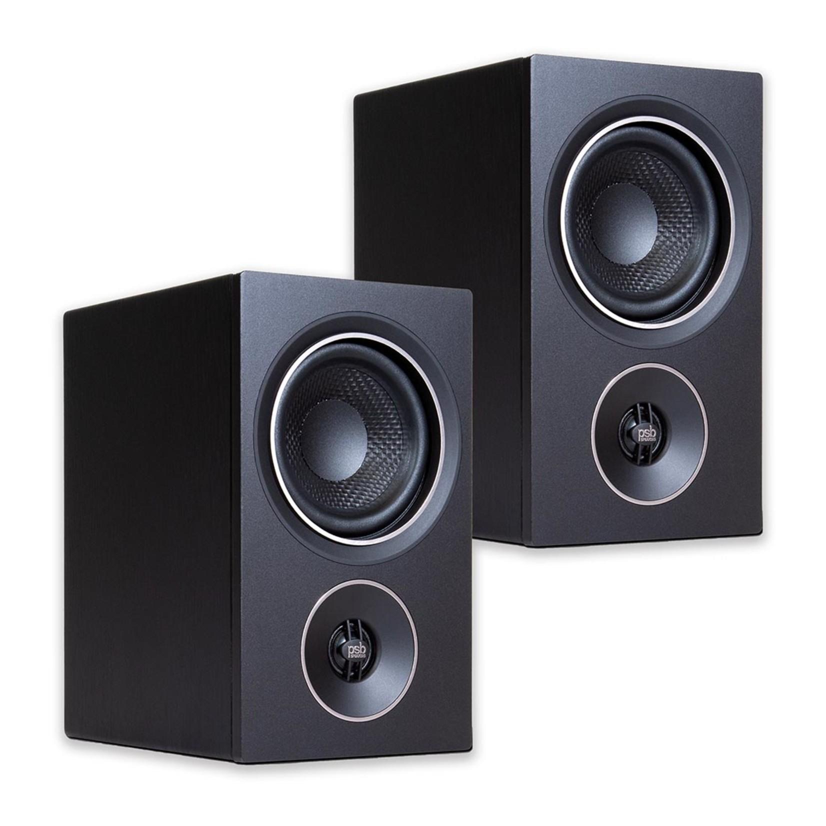 Accessory PSB - Alpha P5 Black Ash Speakers