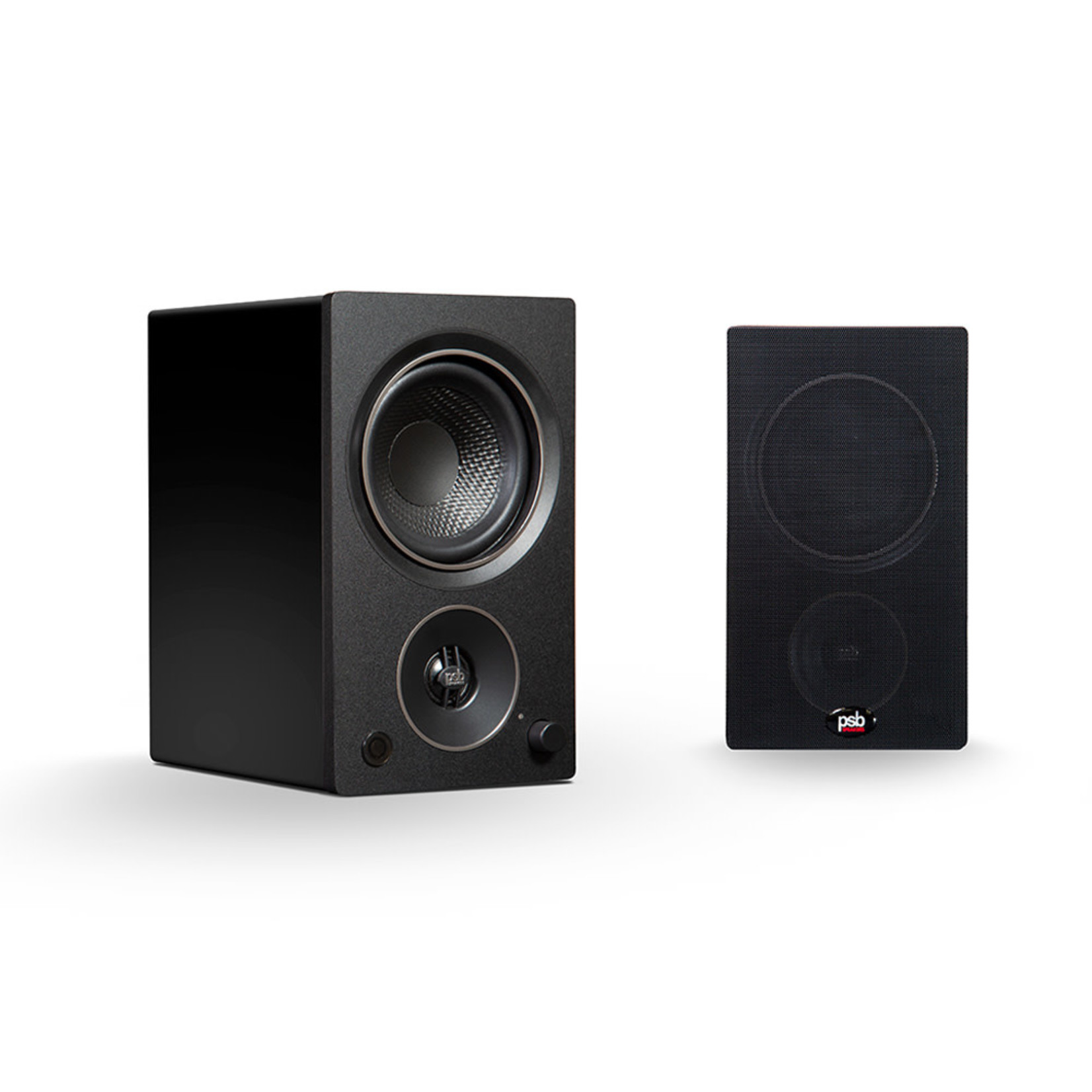 Accessory PSB - Alpha AM3 Black Powered Speakers