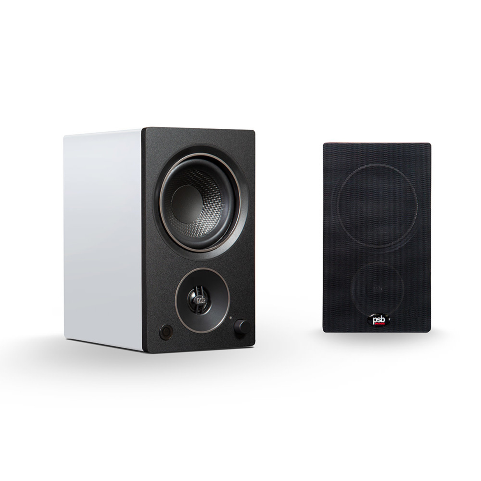 Accessory PSB - Alpha AM3 White Powered Speakers