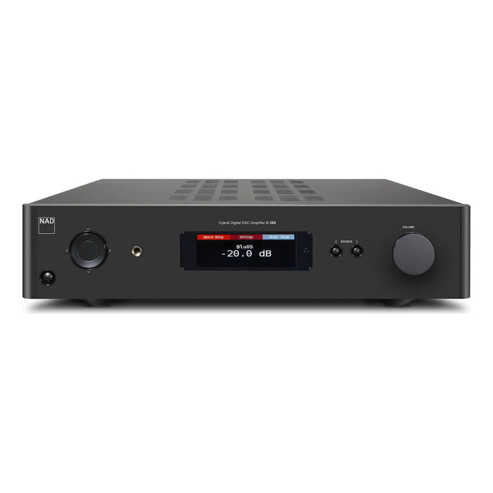 Accessory NAD  Electronics - C 368 Integrated Amplifier  Open Box with streaming card