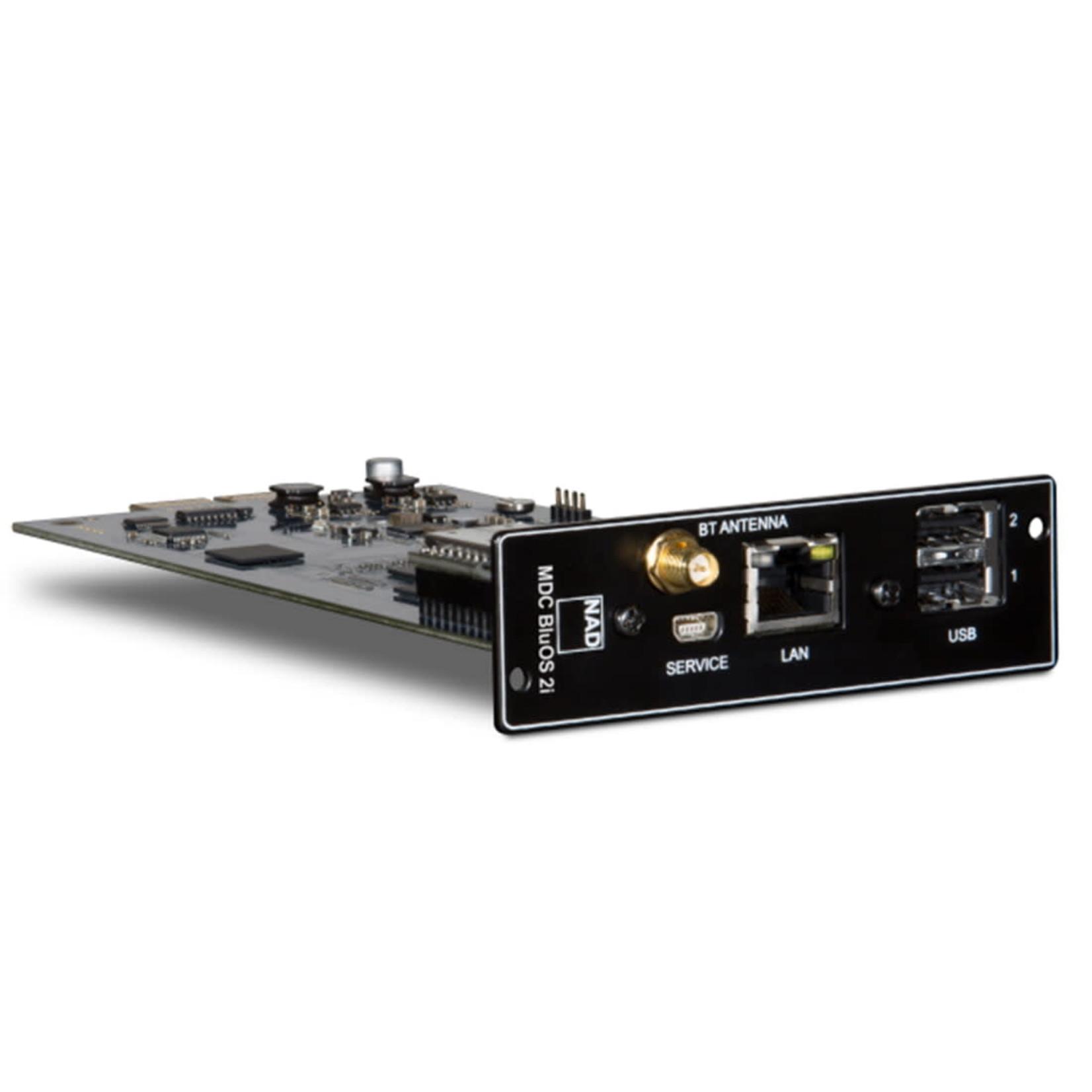 Accessory NAD  Electronics - MDC BluOS-2i