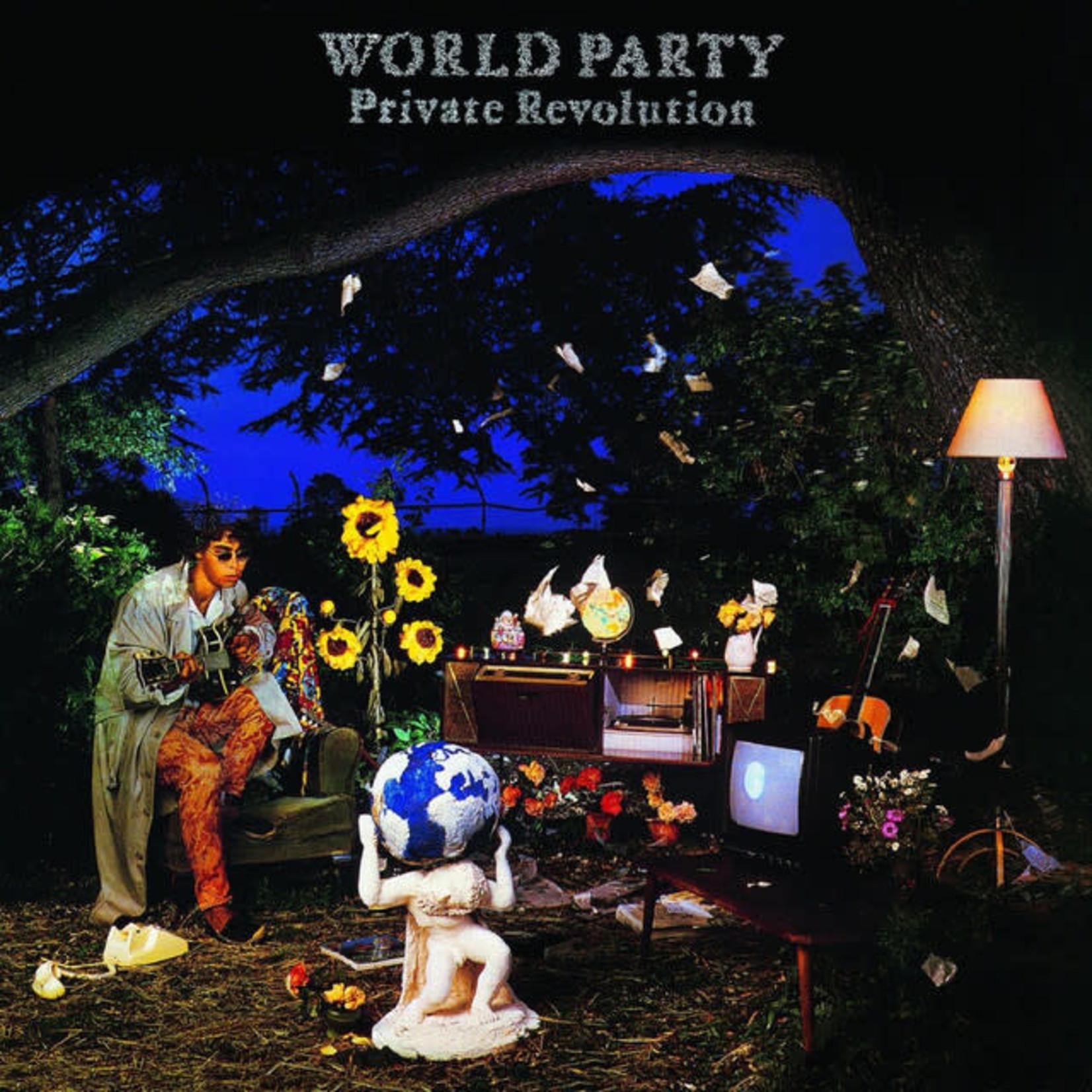 Vinyl World Party - Private Revolution