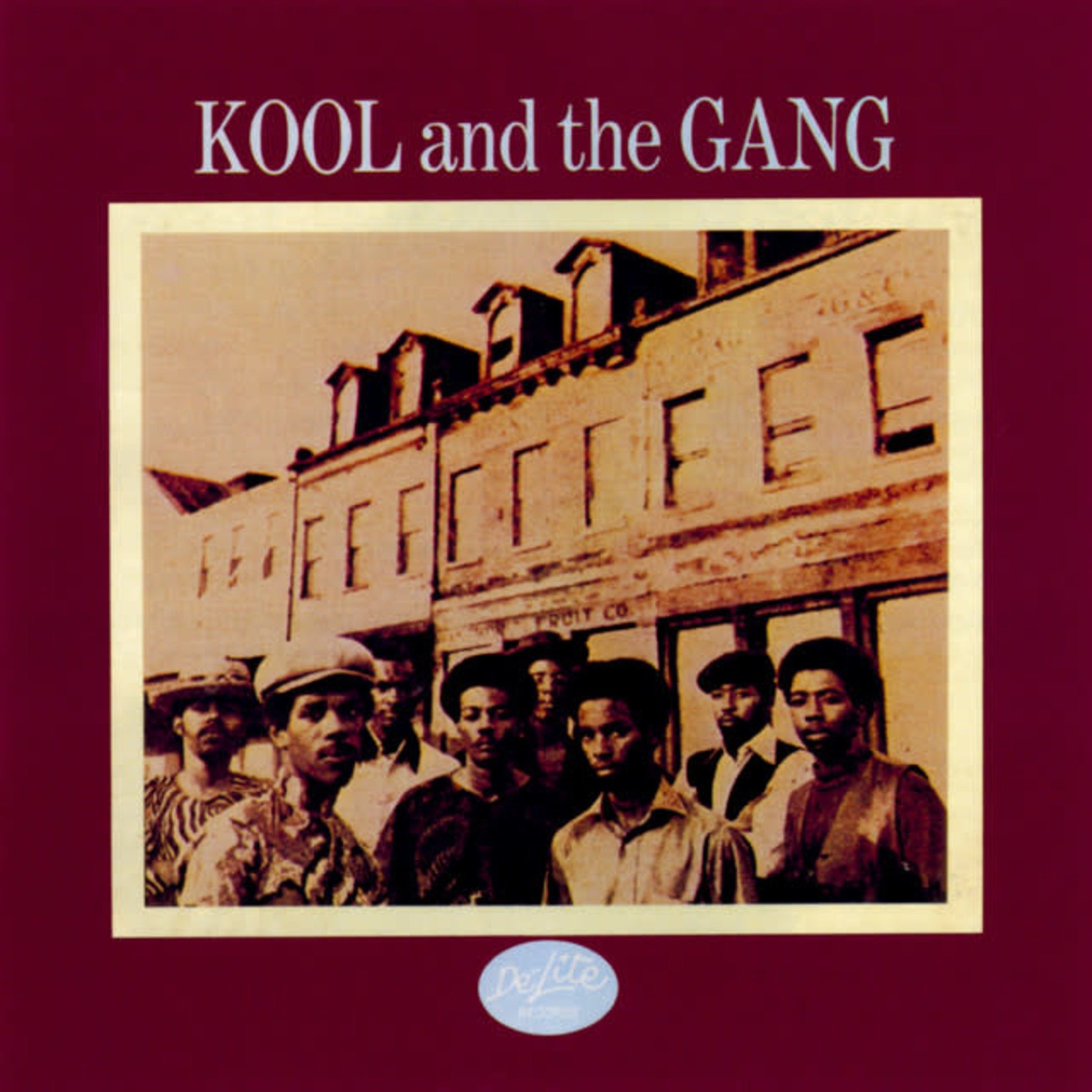 Vinyl Kool and the Gang - S/T (Limited Indie Version)