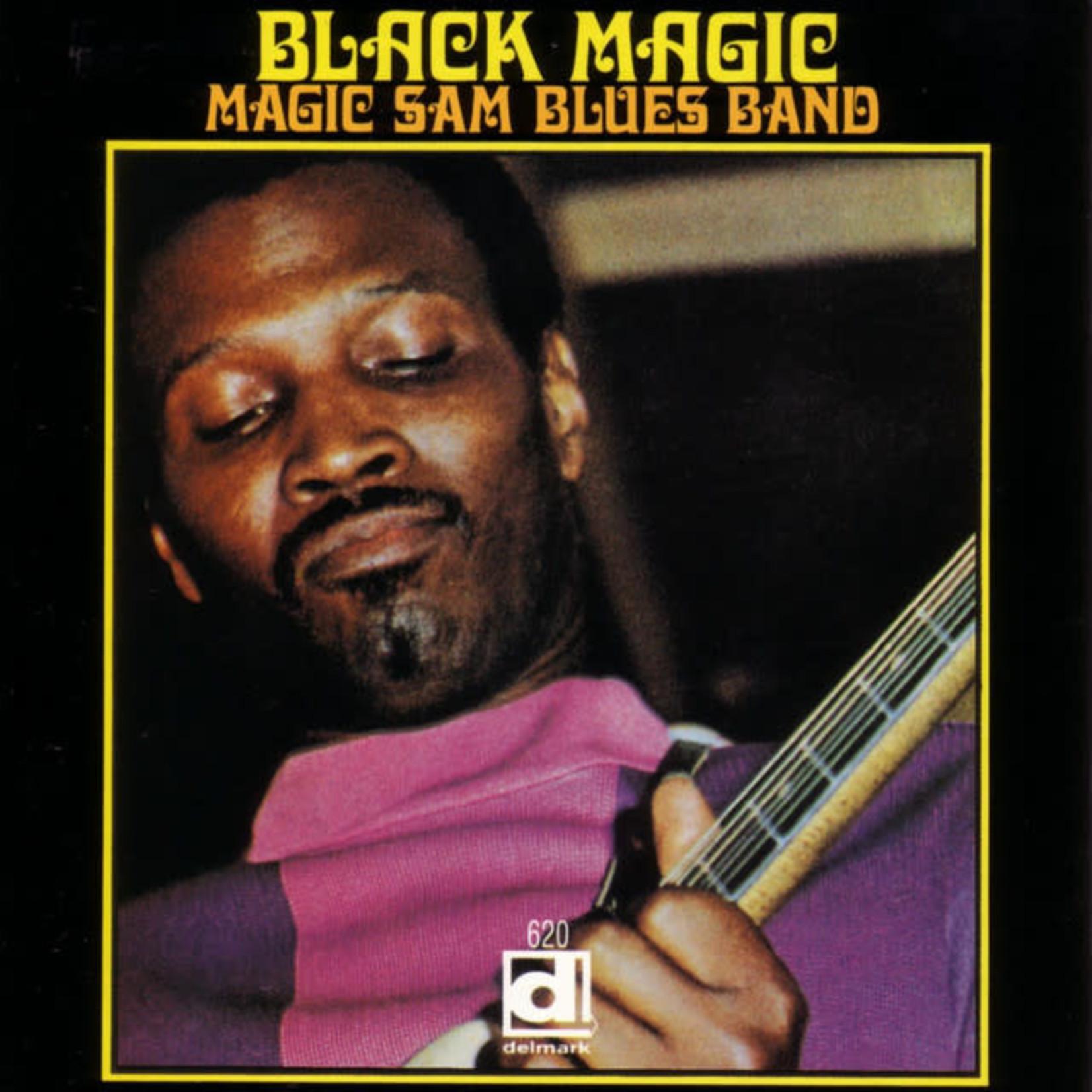 Vinyl Magic Sam - Black Magic