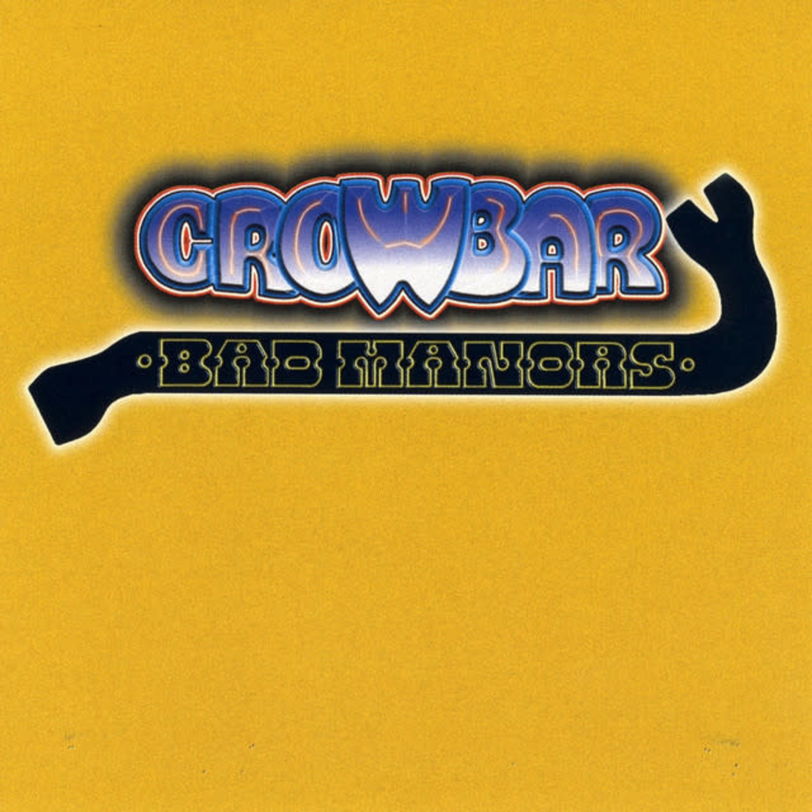 Compact Disc Crowbar - Bad Manors