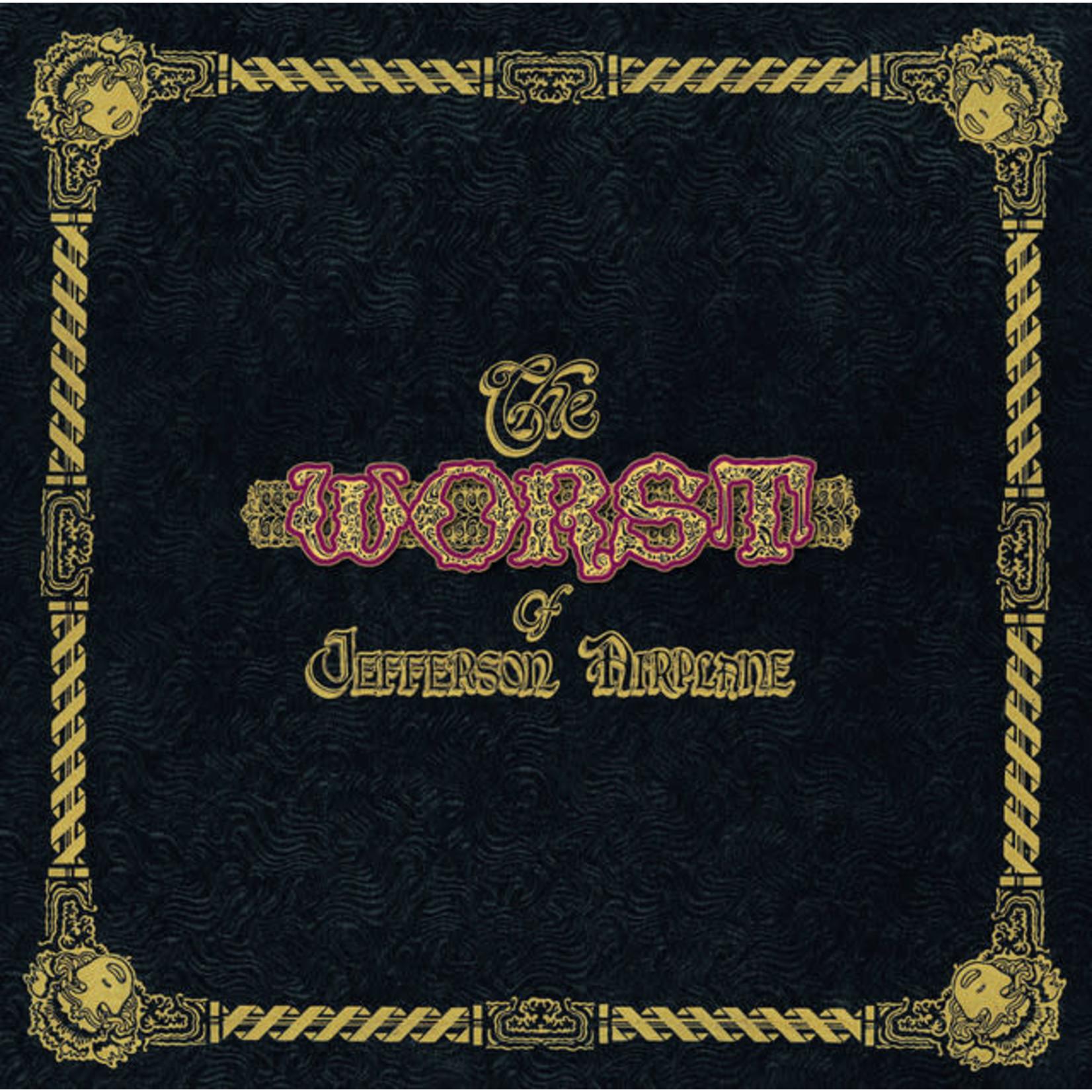 Vinyl Jefferson Airplane - The Worst Of Jefferson Airplane