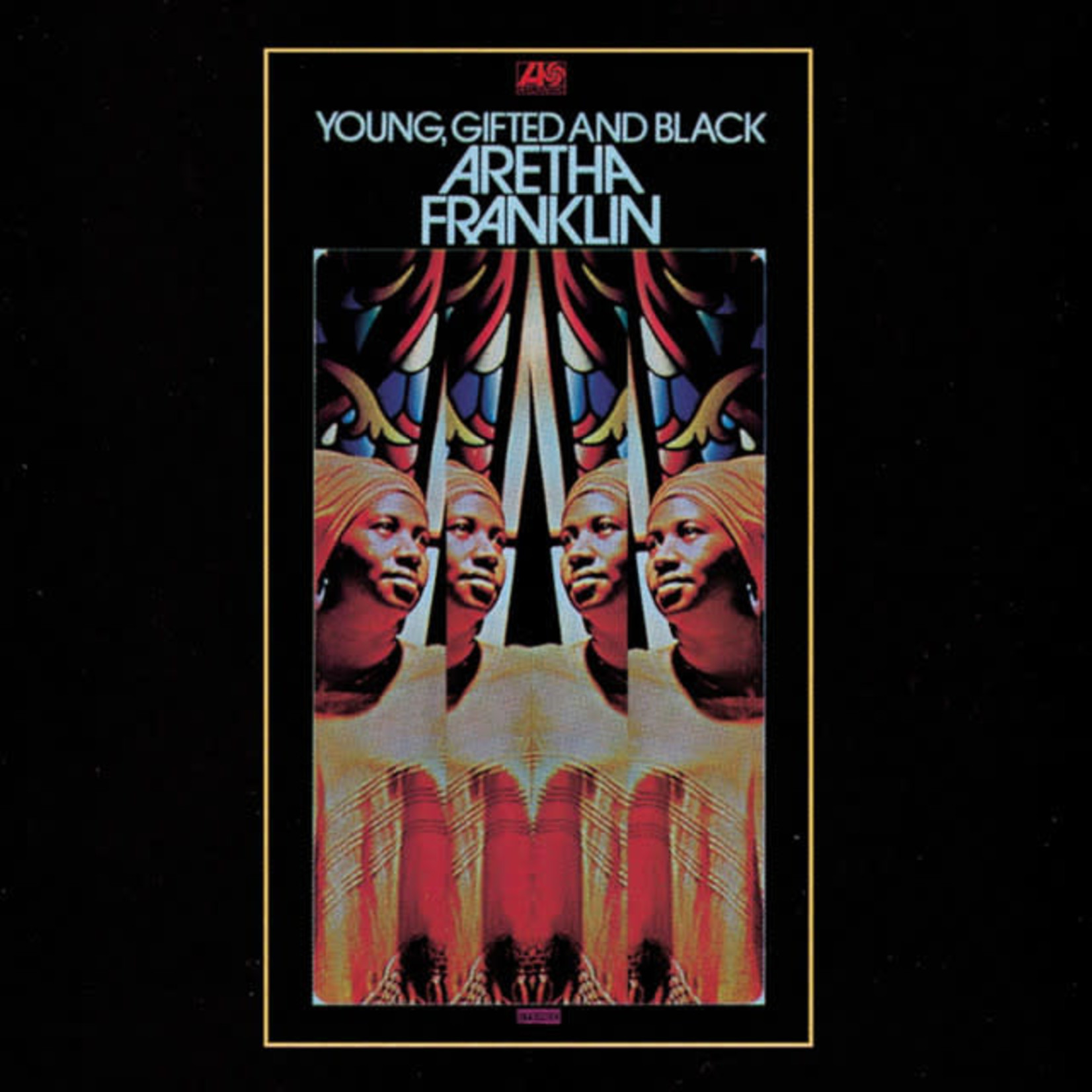 Vinyl Aretha Franklin - Young, Gifted And Black
