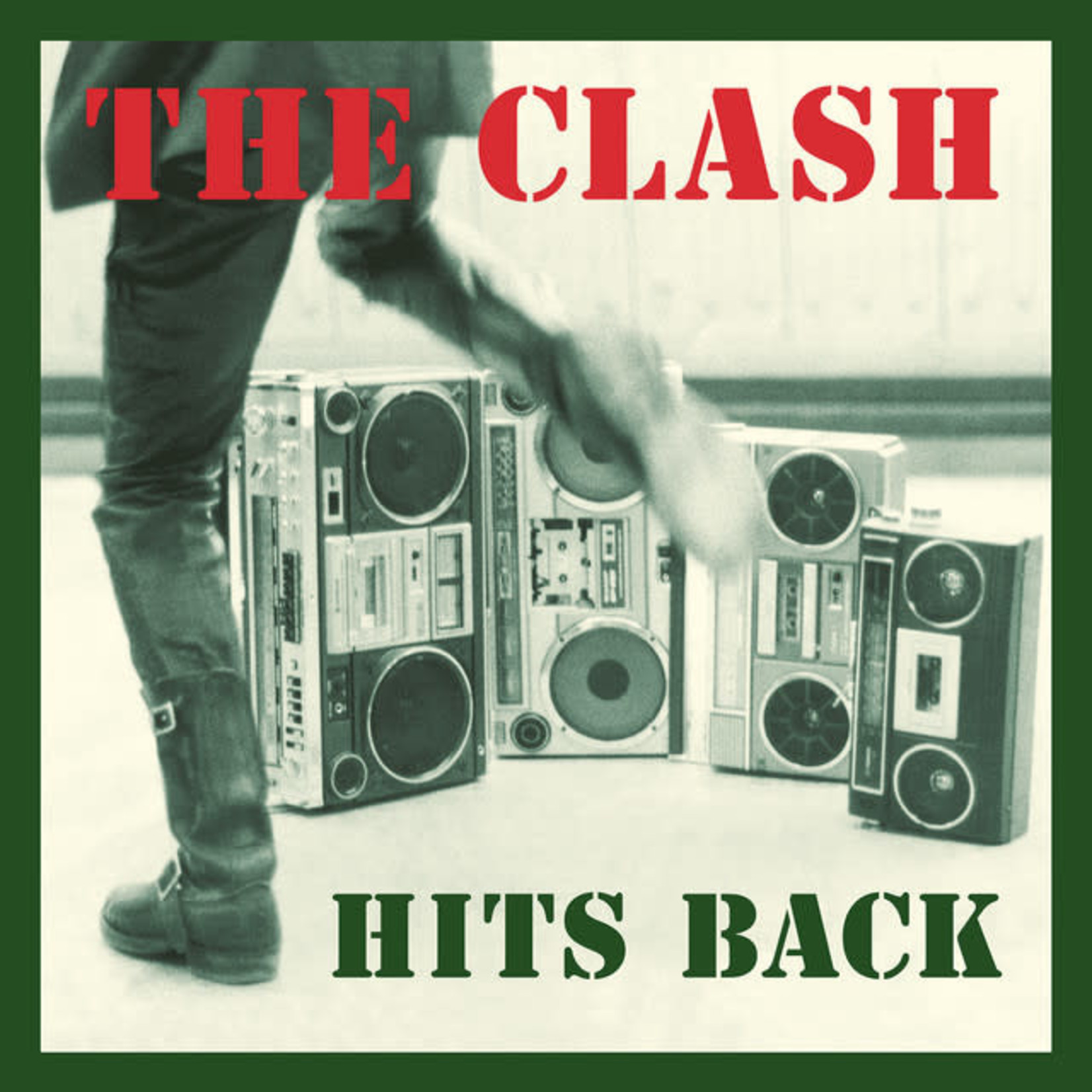 Vinyl The Clash - Hits Back (3 LP)