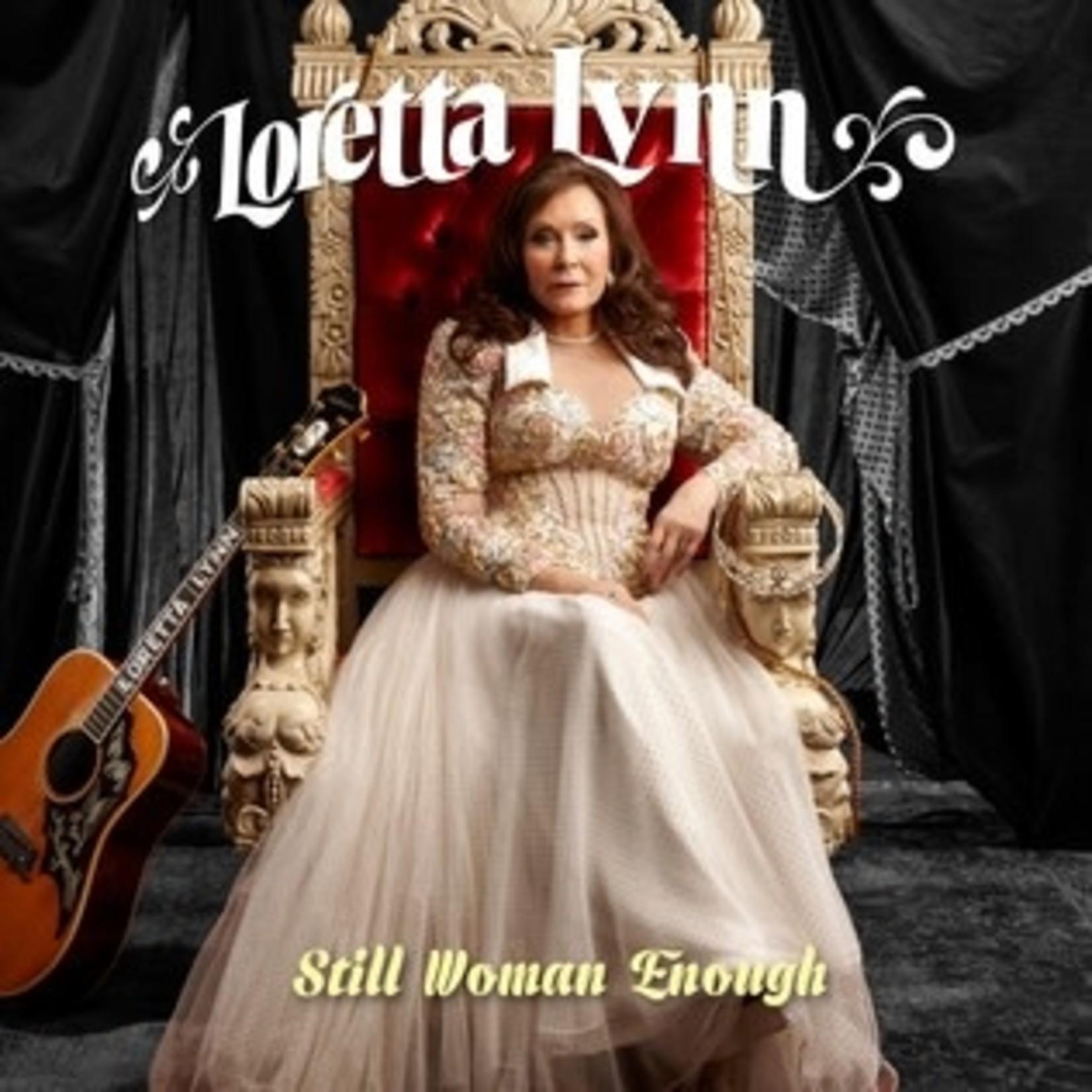 Vinyl Loretta Lynn - Still Woman Enough