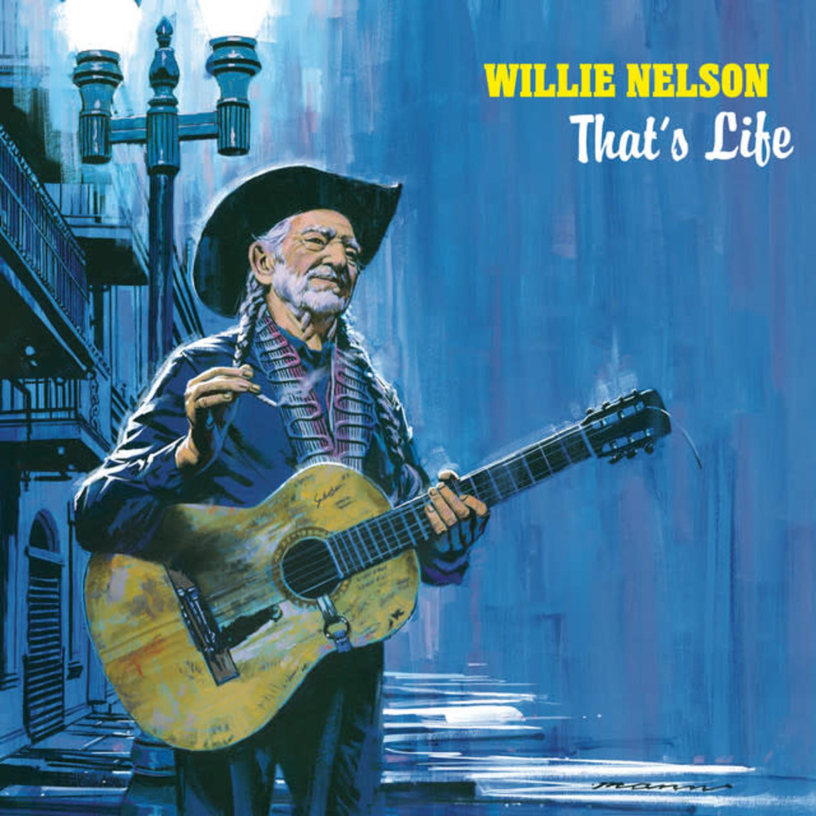 Vinyl Willie Nelson - That's Life