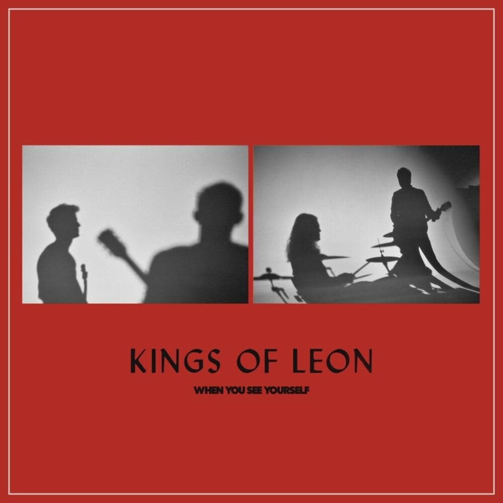 Vinyl Kings Of Leon - When You See Yourself (Limited Indie Version - Cream Vinyl)
