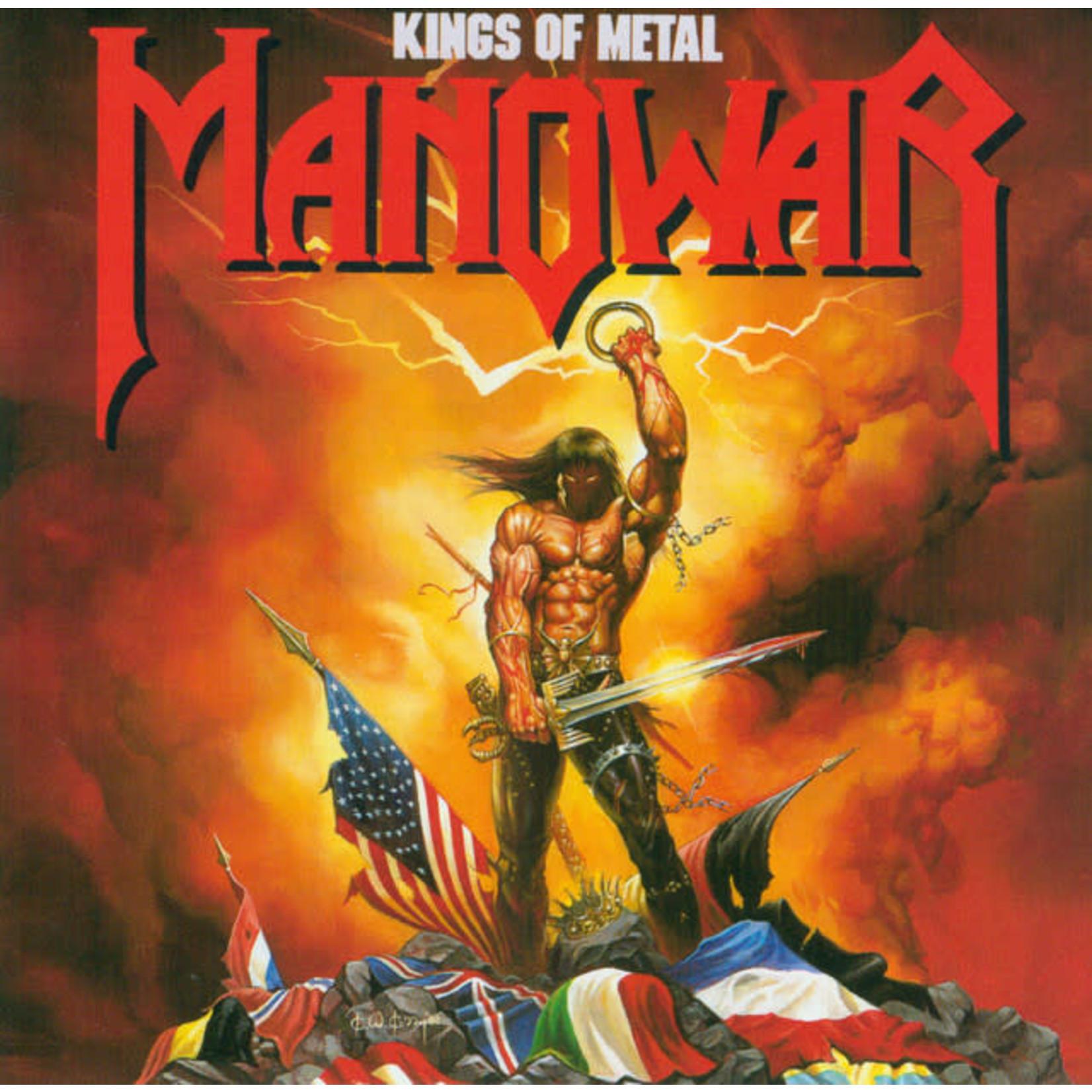 Vinyl Manowar - Kings Of Metal. $$
