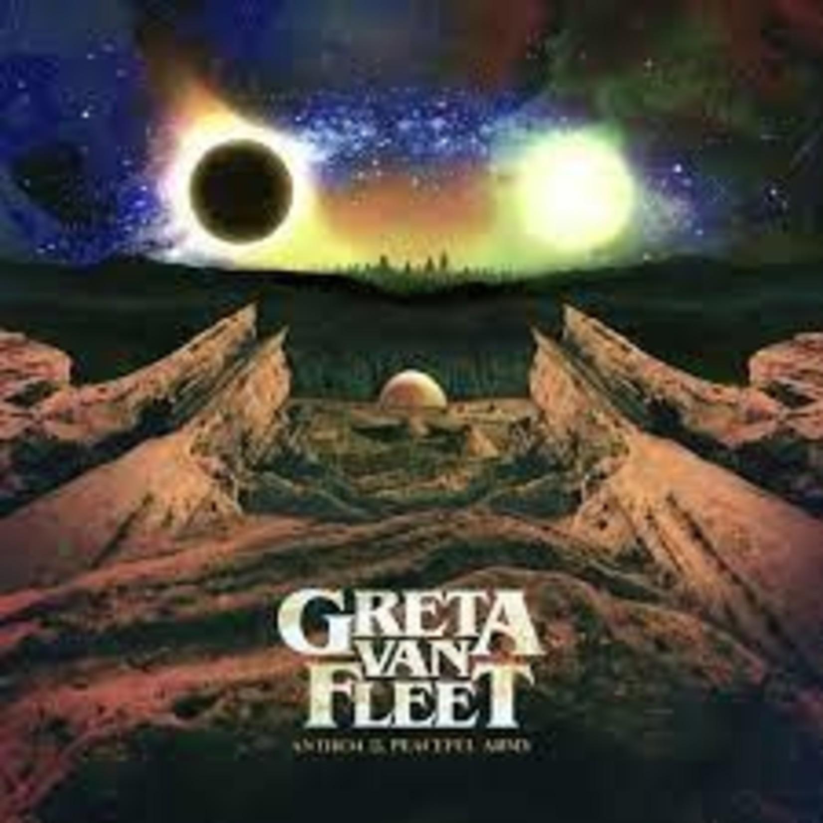 Vinyl Greta Van Fleet - Anthem Of The Peaceful Army