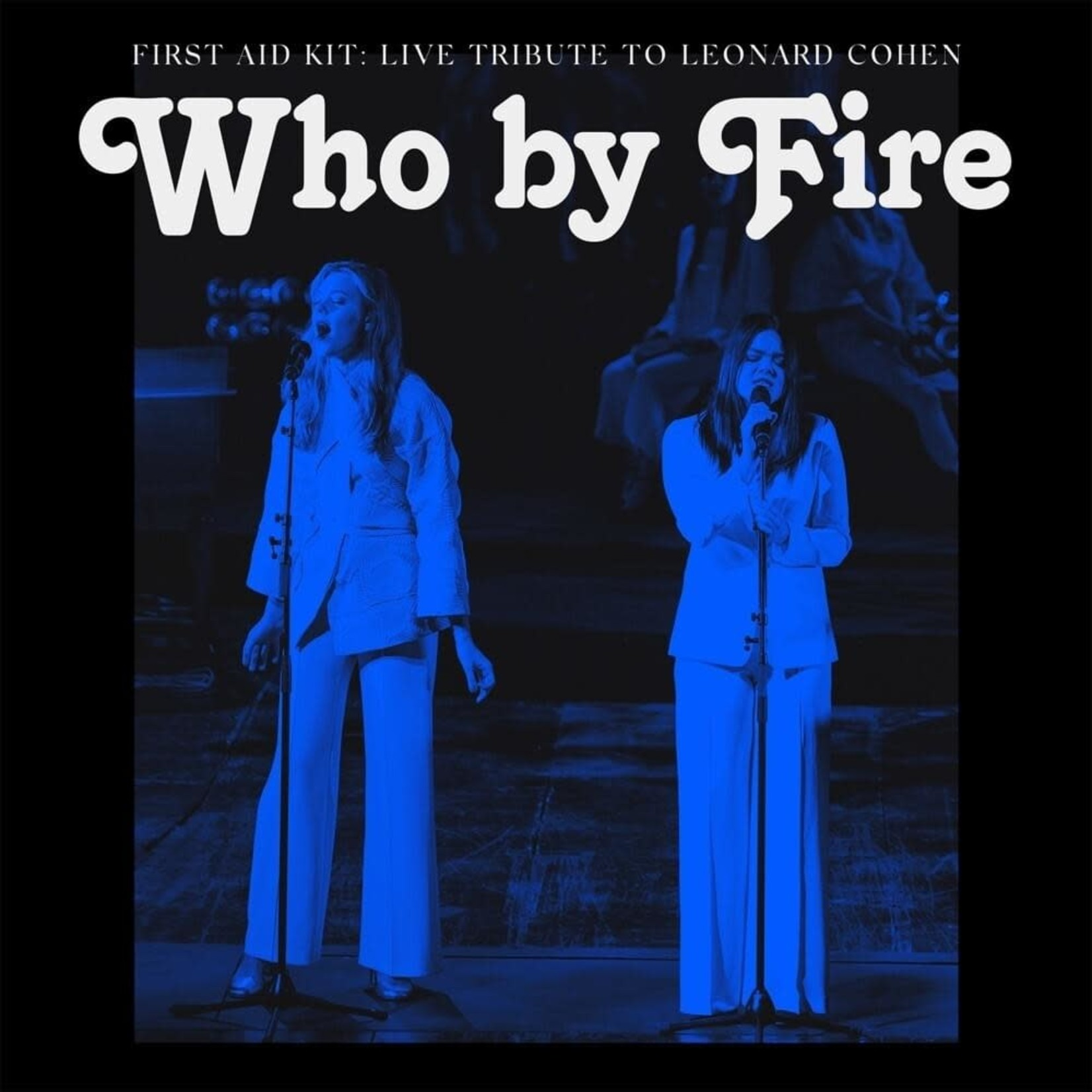 Vinyl First Aid Kit - Who By Fire