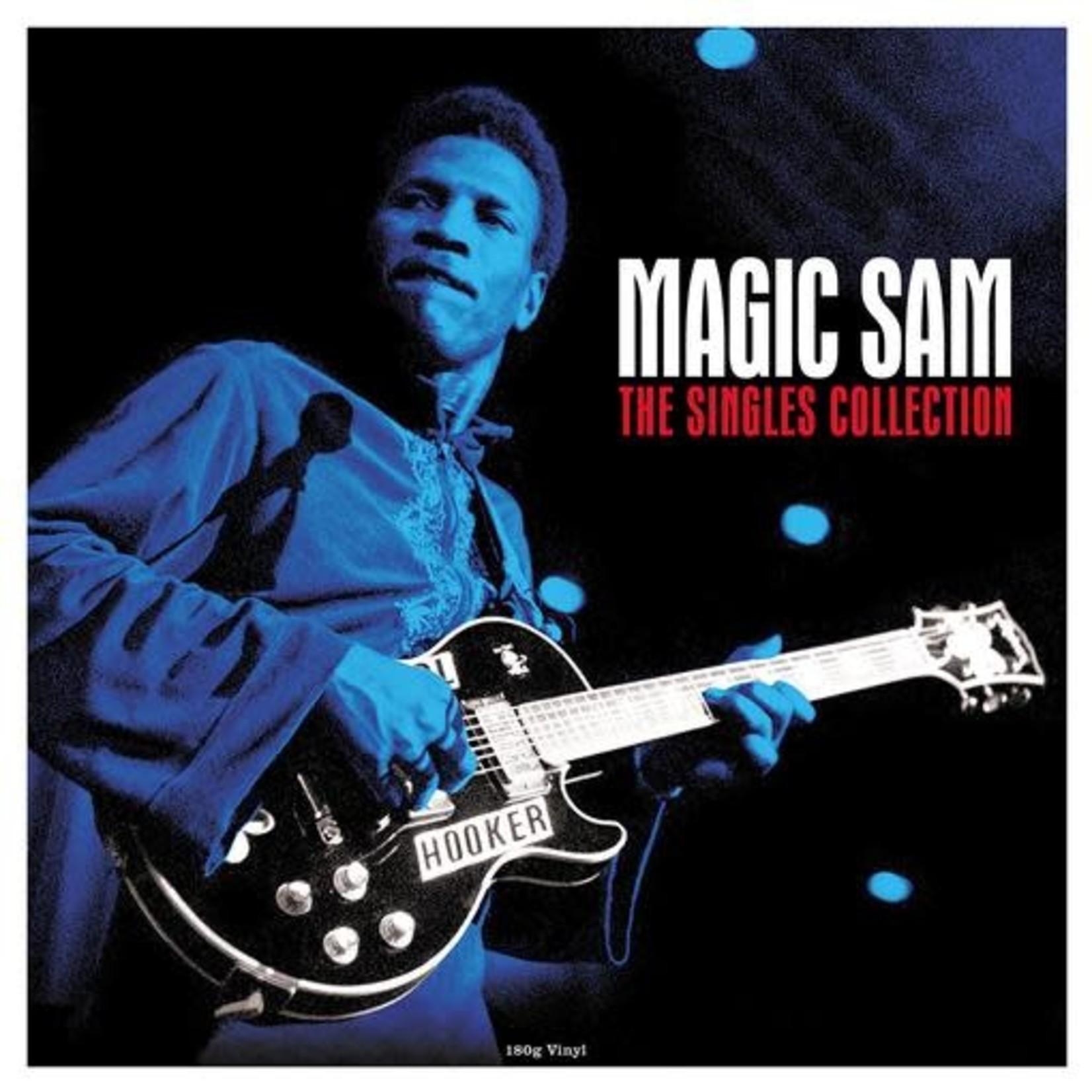 Vinyl Magic Sam - The Singles Collection