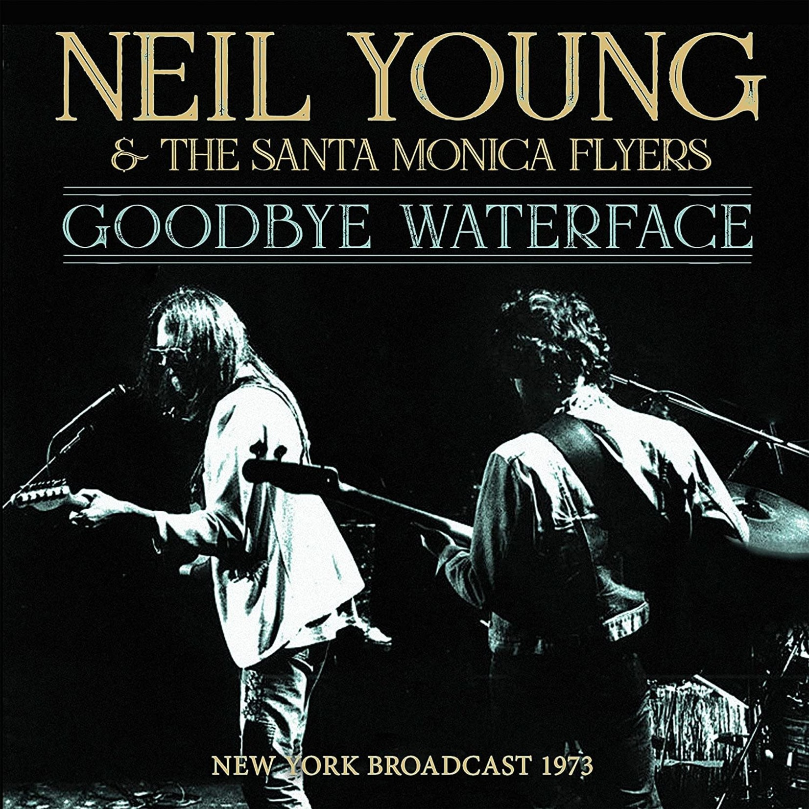 Vinyl Neil Young - Goodbye Waterface  NY 1973