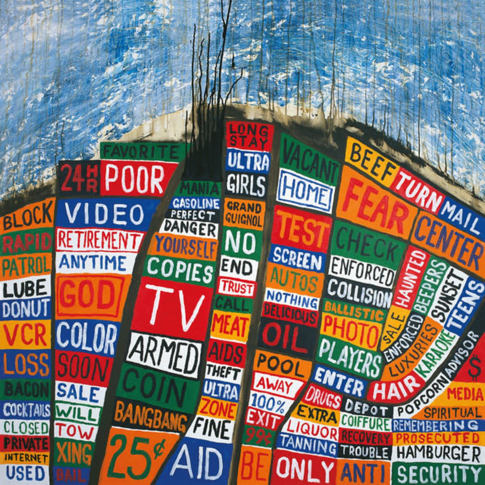 Vinyl Radiohead - Hail To The Thief