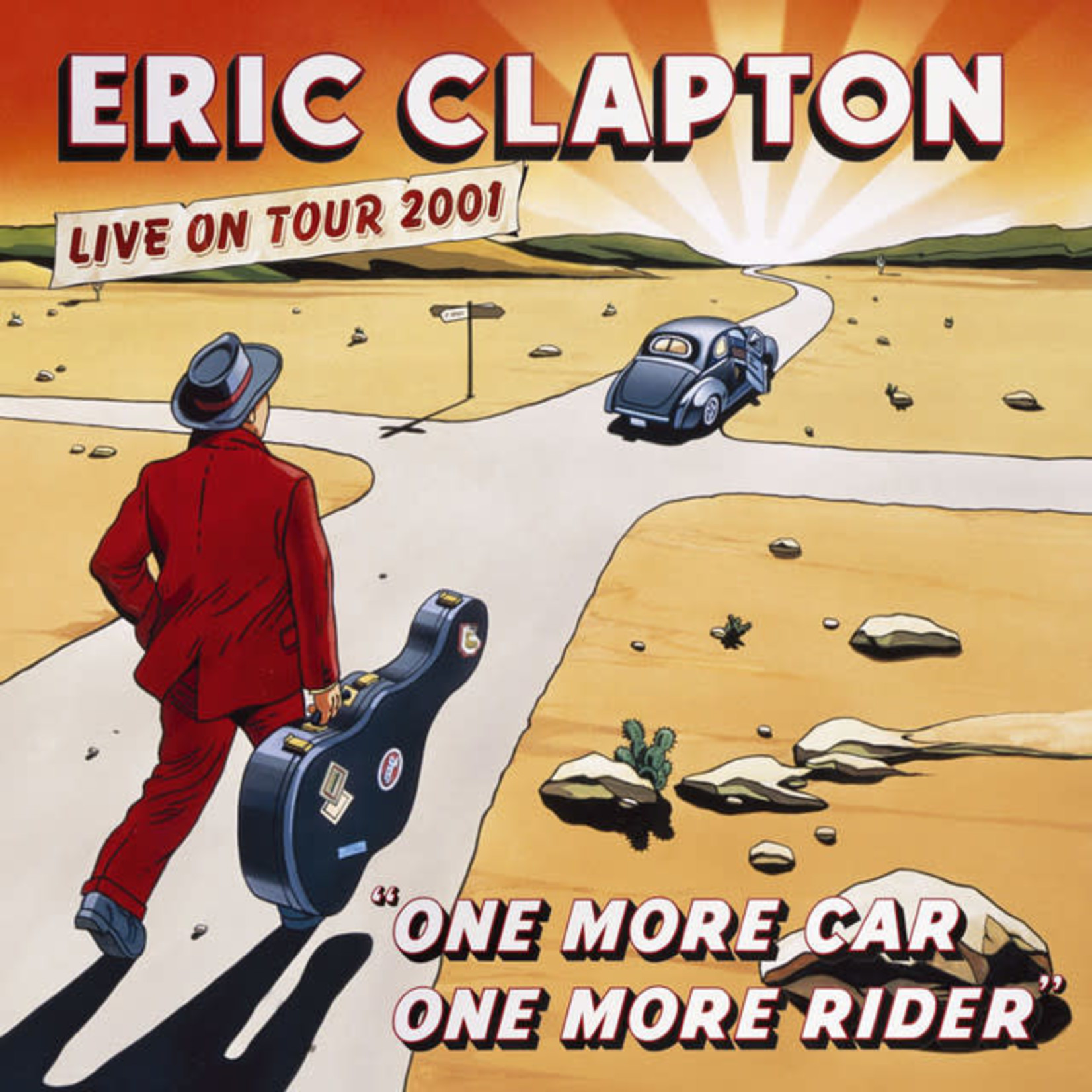 Vinyl Eric Clapton - One More Car One More Rider