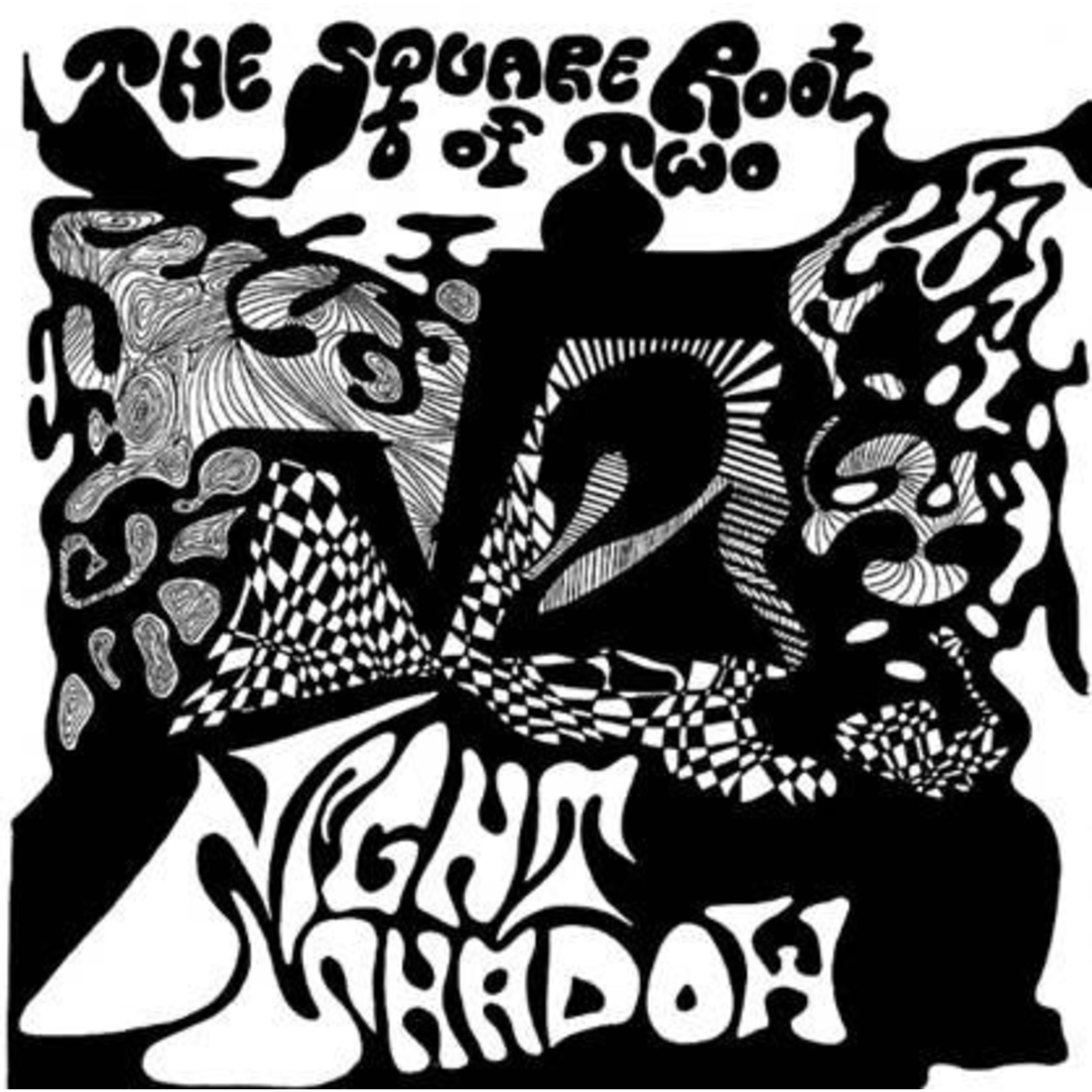 Vinyl Night Shadow - The Square Root Of Two