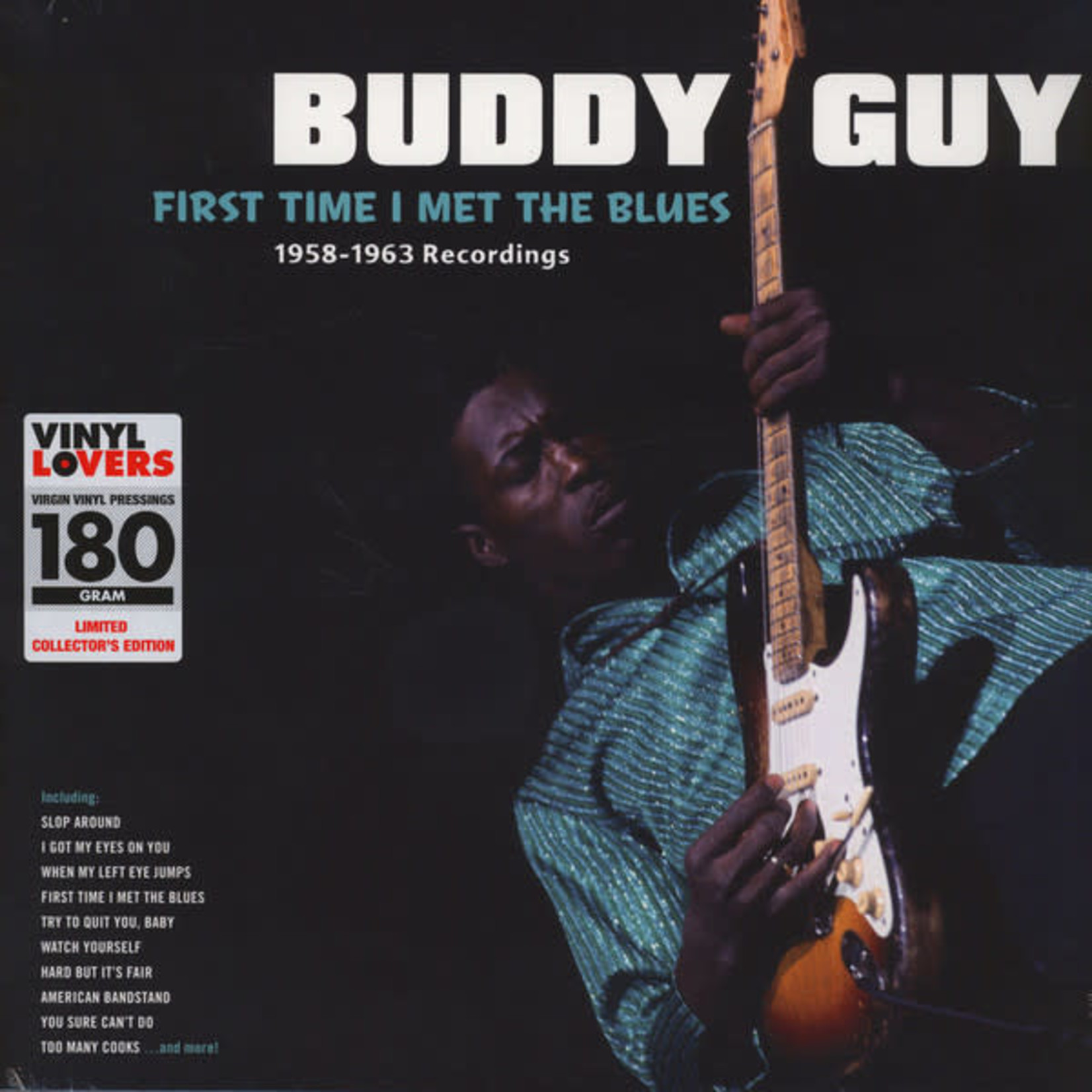 Vinyl Buddy Guy - First Time I Met The Blues