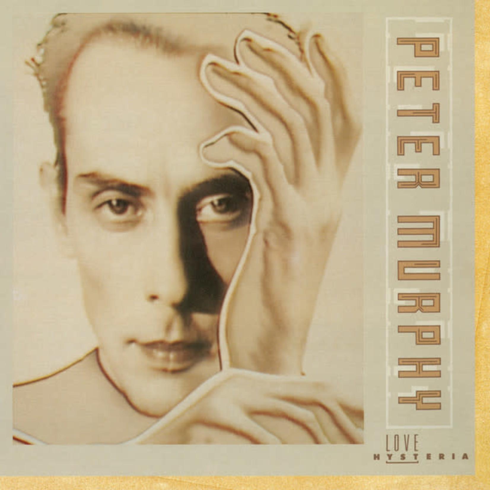 Vinyl Peter Murphy - Love Hysteria (Indigo Coloured Vinyl)